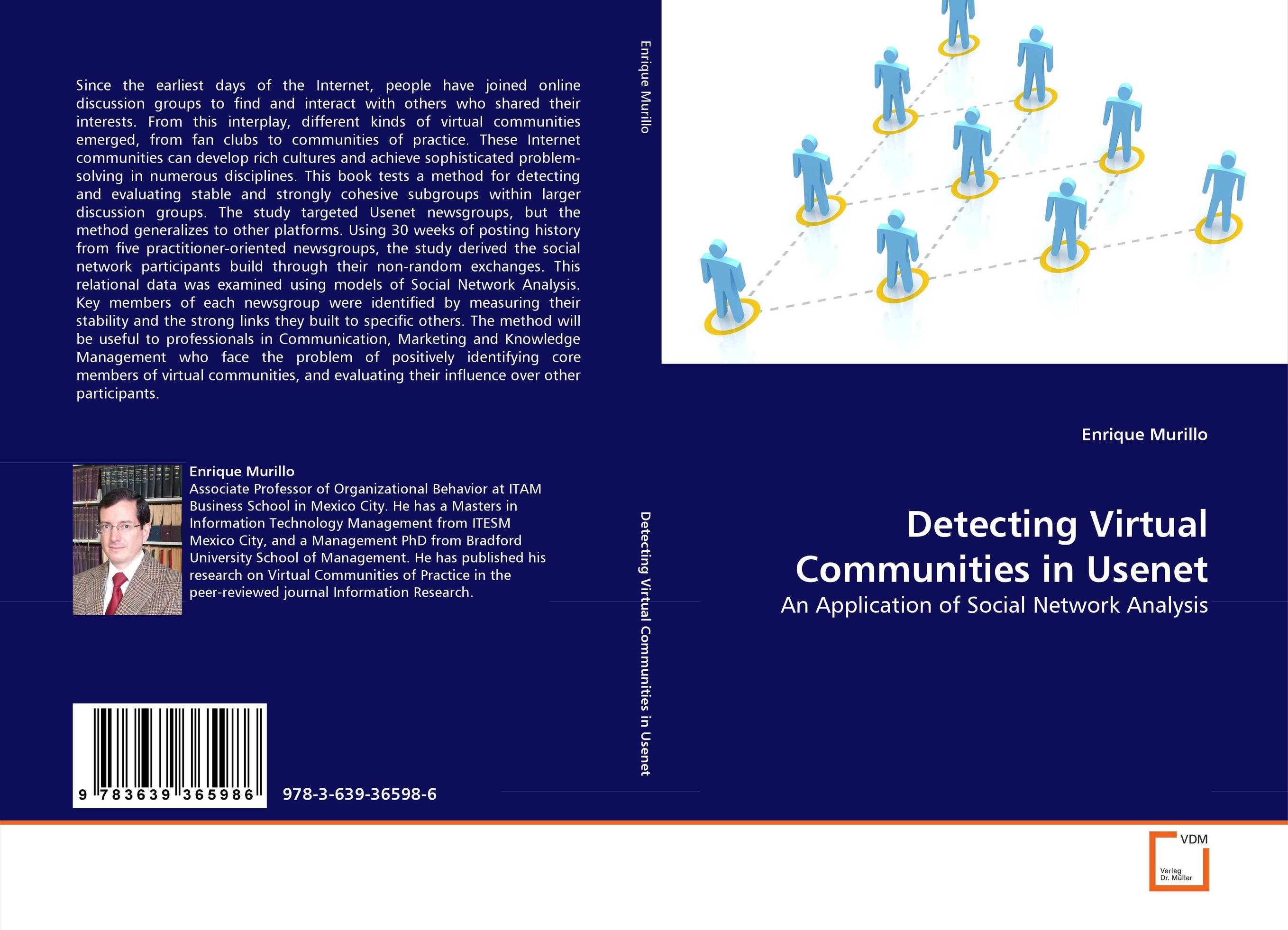 Detecting Virtual Communities in Usenet public parks – the key to livable communities