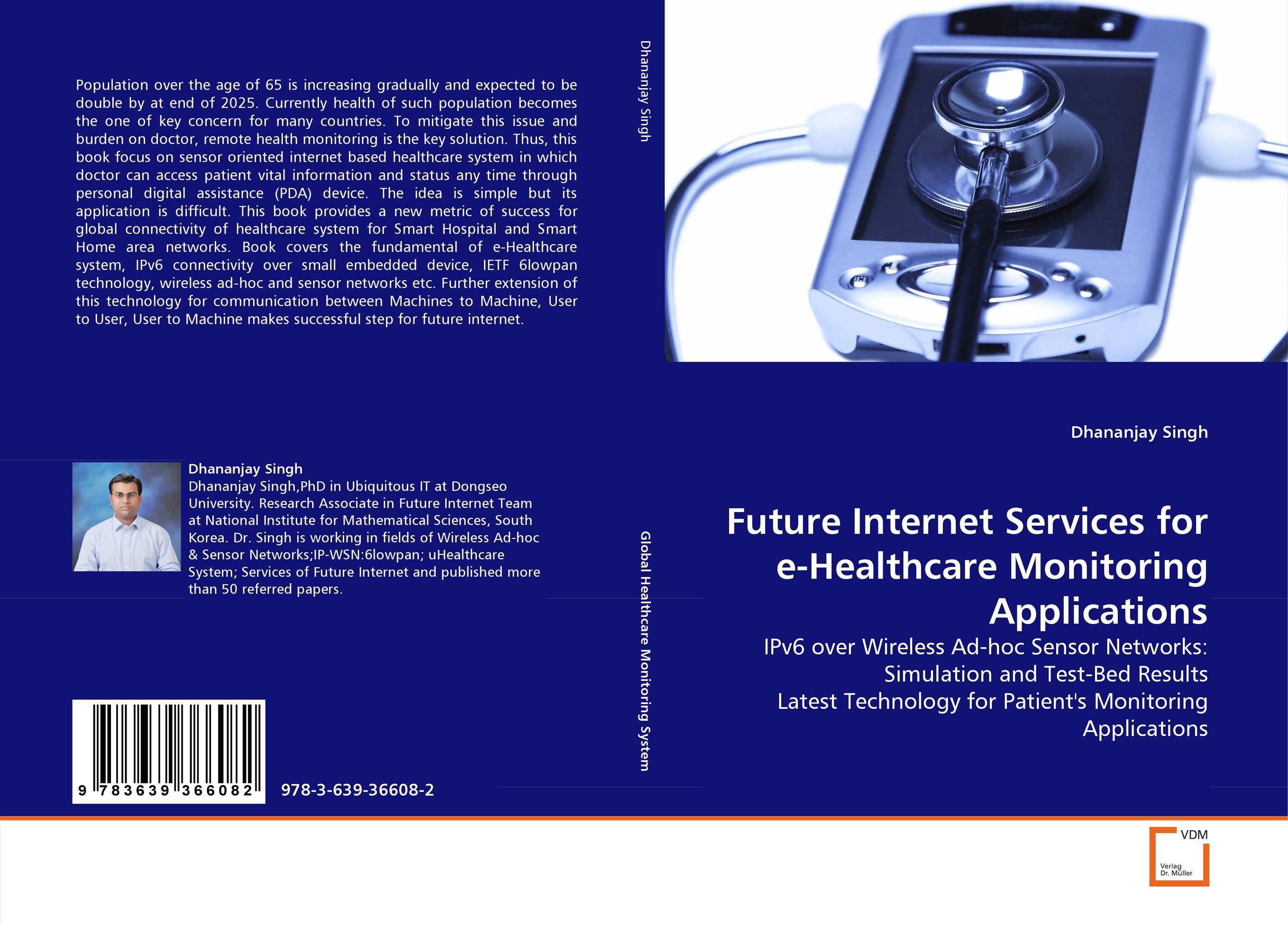 Future Internet Services for e-Healthcare Monitoring Applications infrared light breast scanning device for the women self examination and home healthcare and beauty