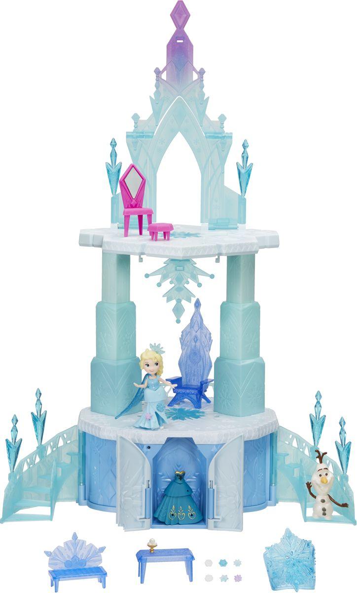 Disney Frozen Волшебный замок Эльзы chicco волшебный замок принцесс disney