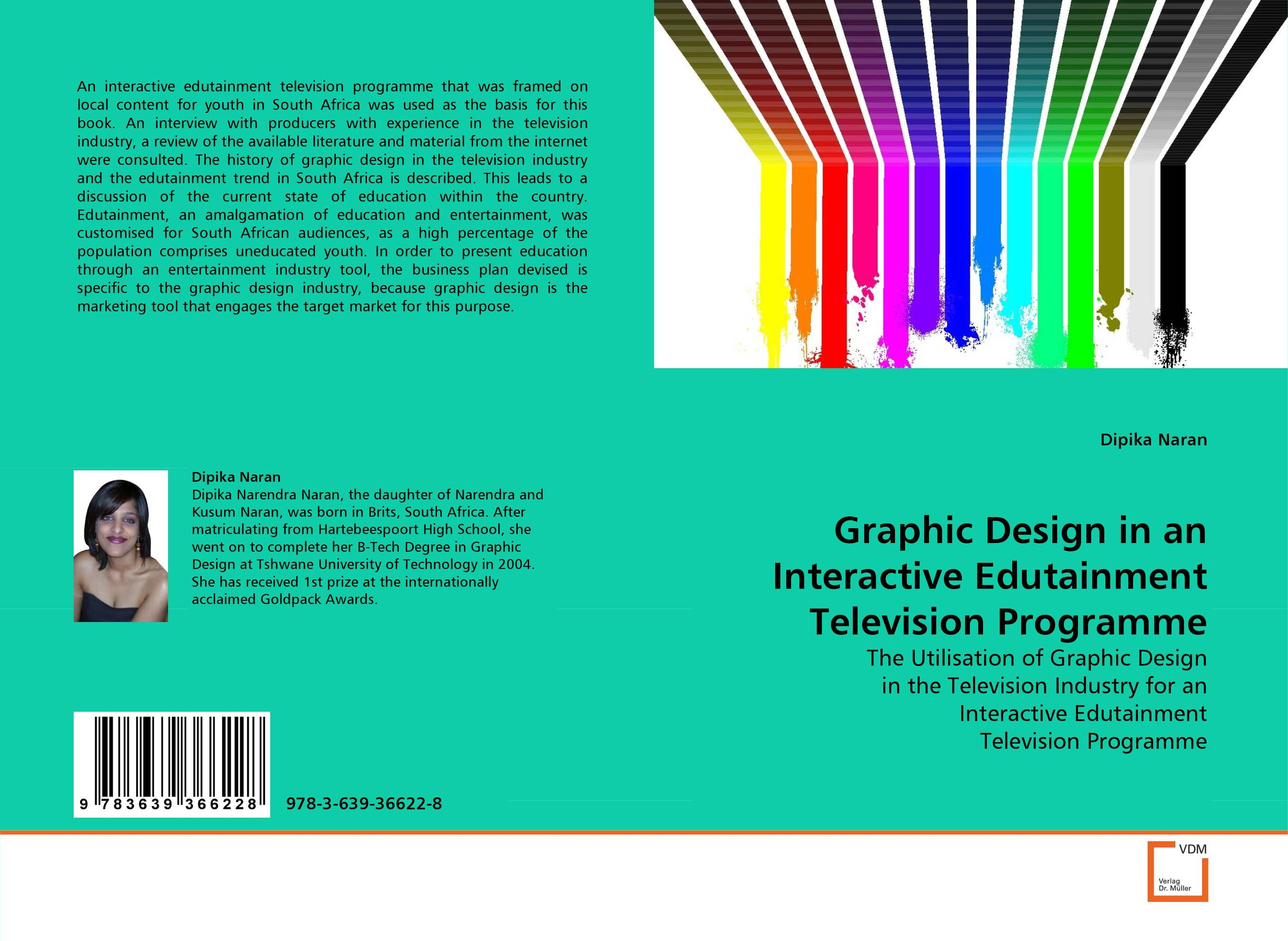 Graphic Design in an Interactive Edutainment Television Programme affair of state an