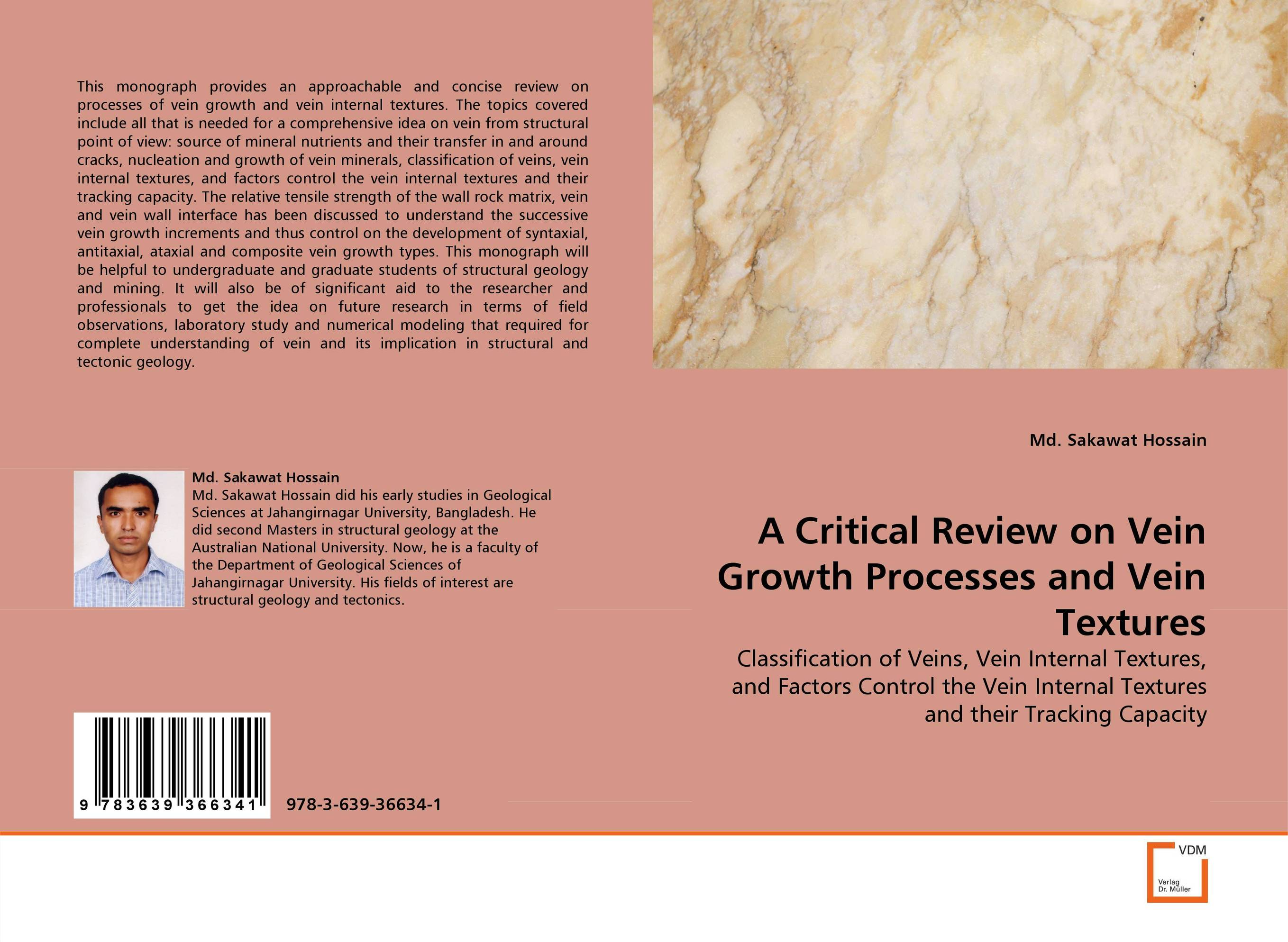 Фото A Critical Review on Vein Growth Processes and Vein Textures
