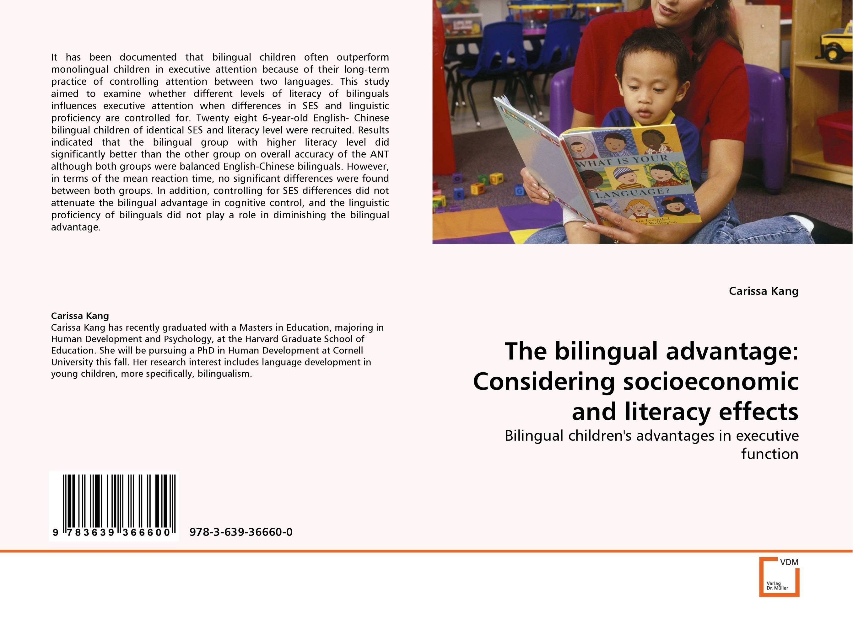 The bilingual advantage: Considering socioeconomic and literacy effects bilingual sherlock holmes book part i a study in scarlet in chinese and english