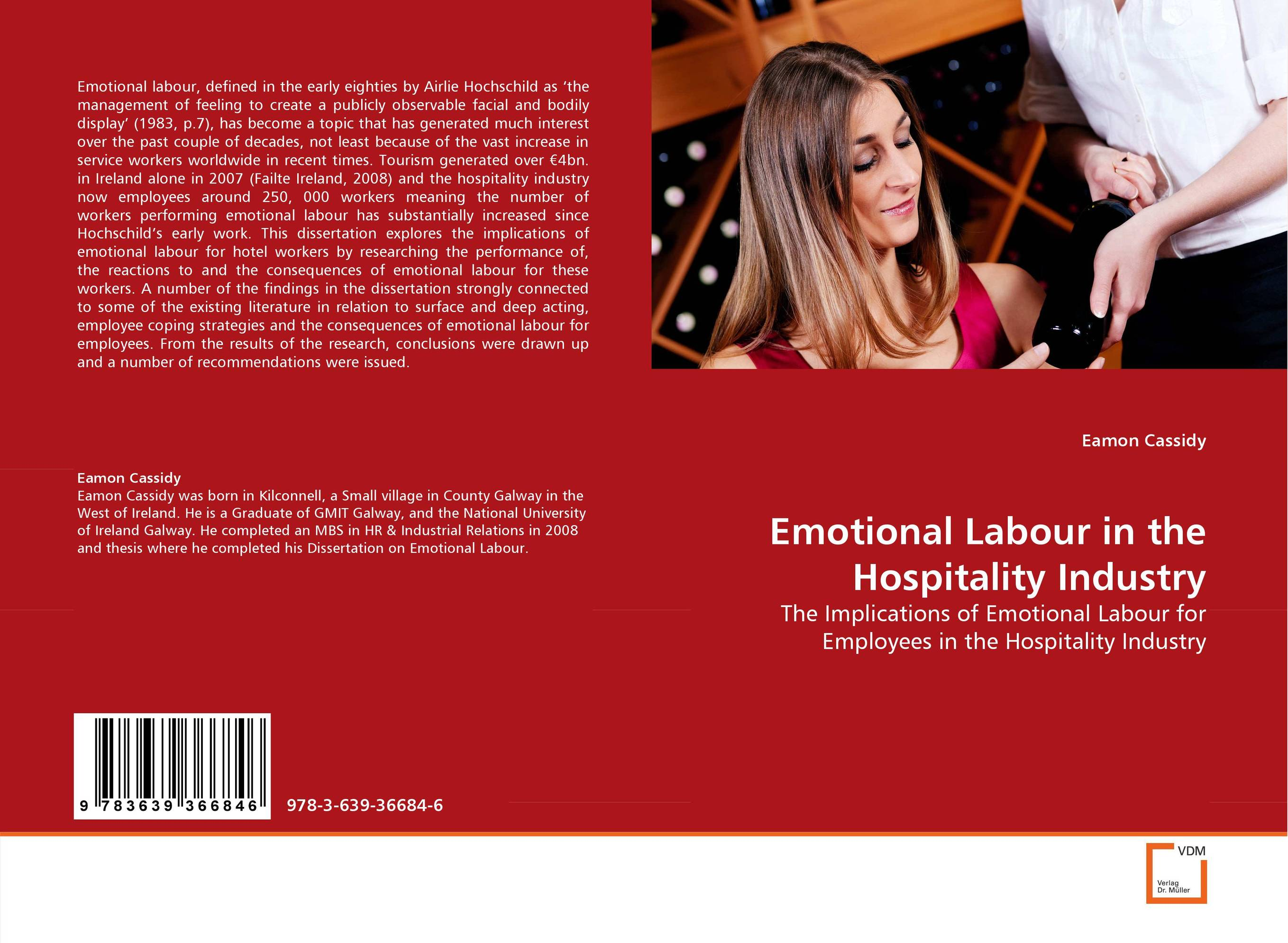 emotional labour in call centres arlie hochschild The sociologist arlie hochschild provides the first definition of emotional labor, which is a form of emotion regulation that creates a publicly visible facial and bodily display within the workplace.