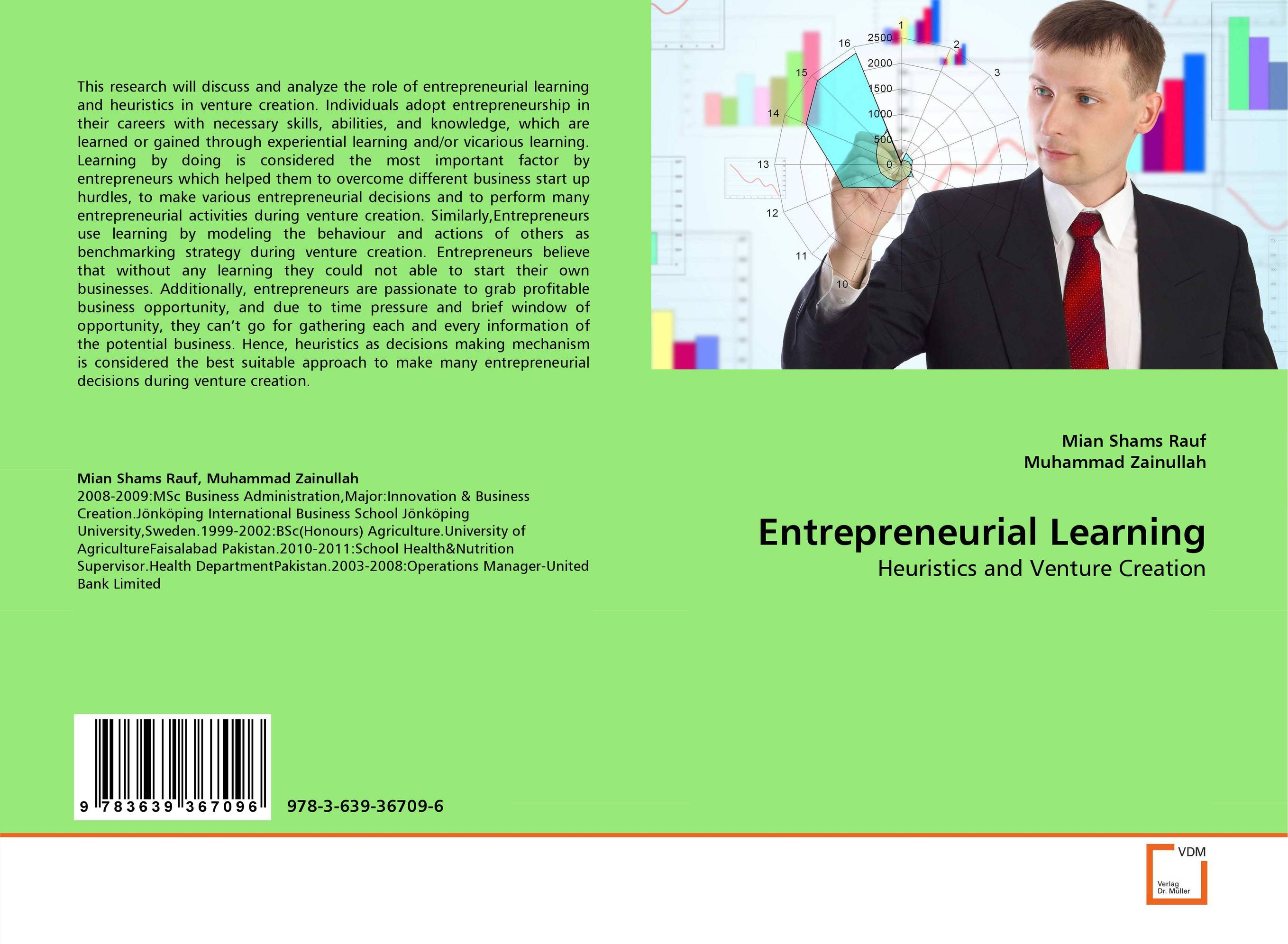 Entrepreneurial Learning jennifer meyer decision quality value creation from better business decisions