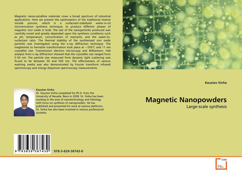 Zakazat.ru: Magnetic Nanopowders