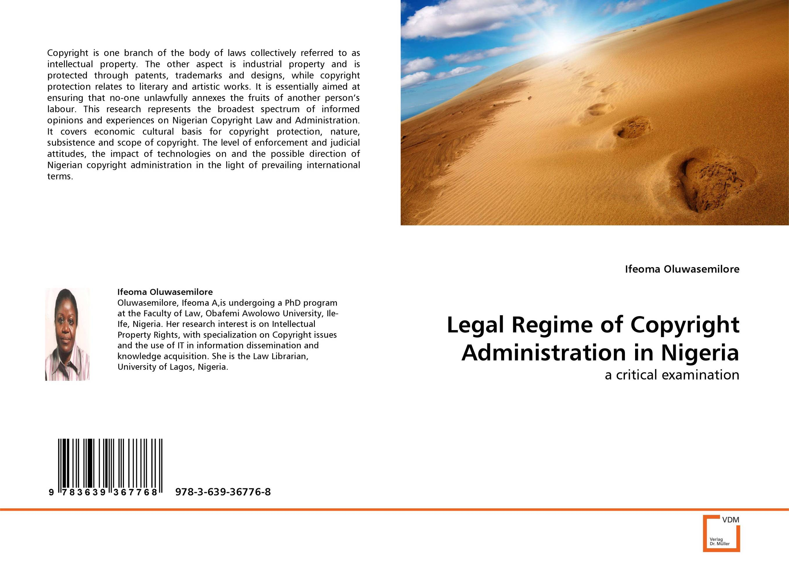 Legal Regime of Copyright Administration in Nigeria primavera de filippi copyright law in the digital environment