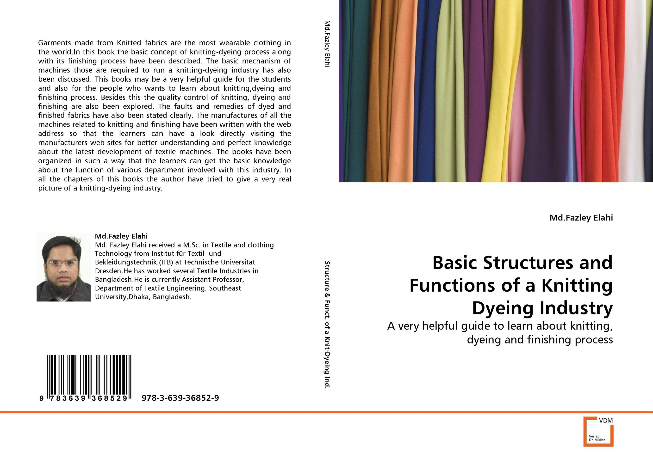 Basic Structures and Functions of a Knitting Dyeing Industry knitting the perfect fit