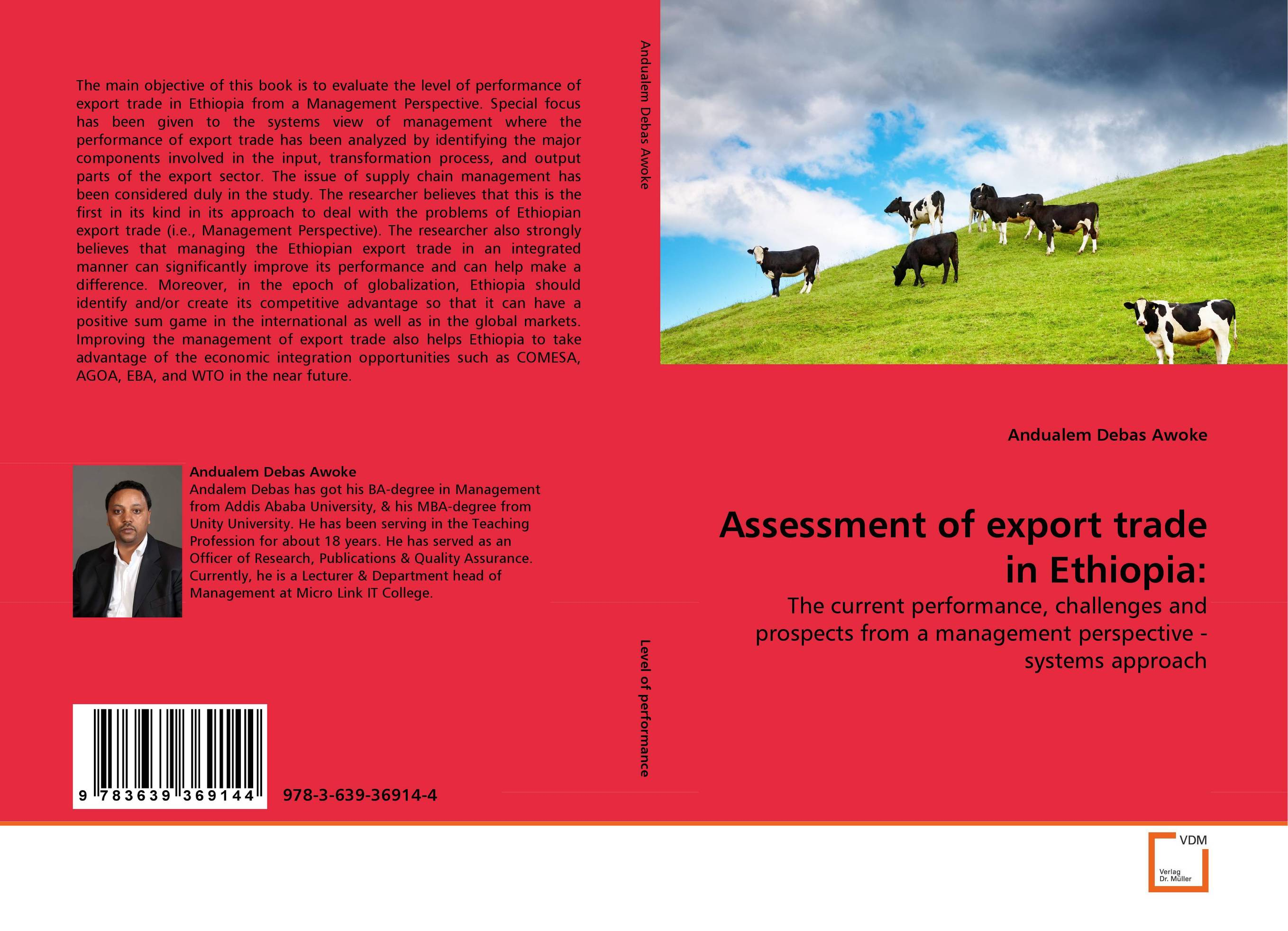 Assessment of export trade in Ethiopia: managing the store