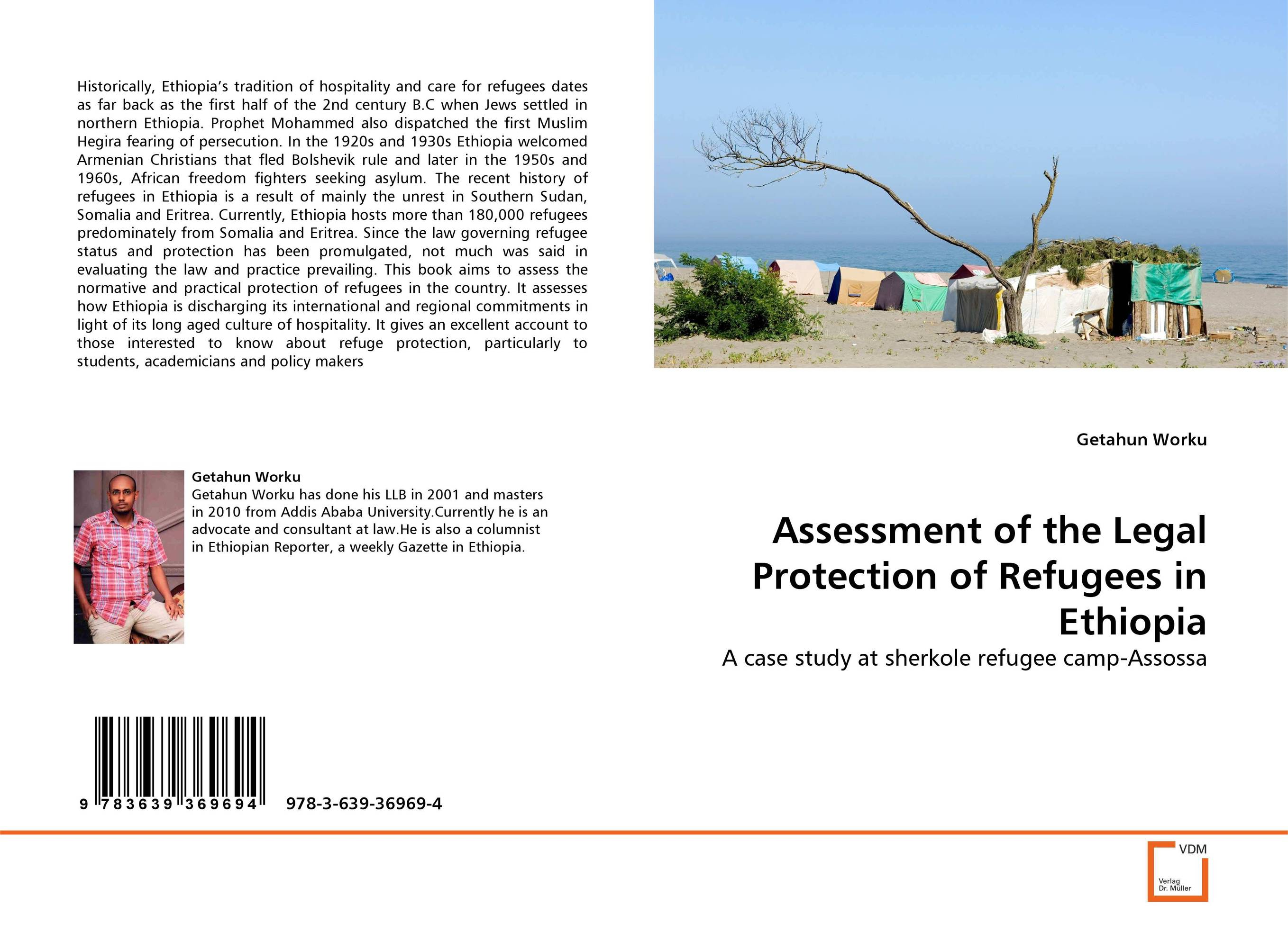 Assessment of the Legal Protection of Refugees in Ethiopia monetary policy and its application in ethiopia