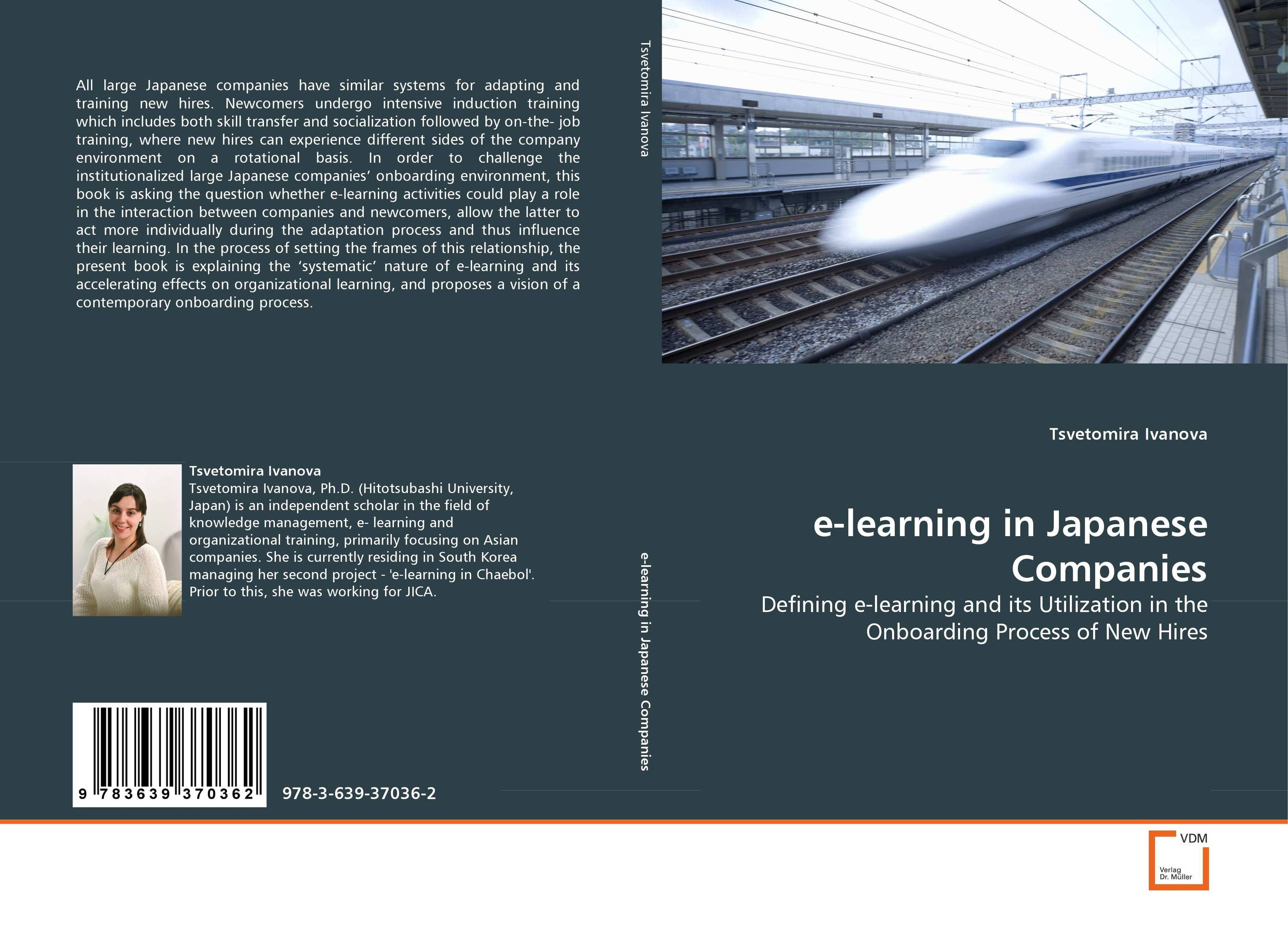 e-learning in Japanese Companies