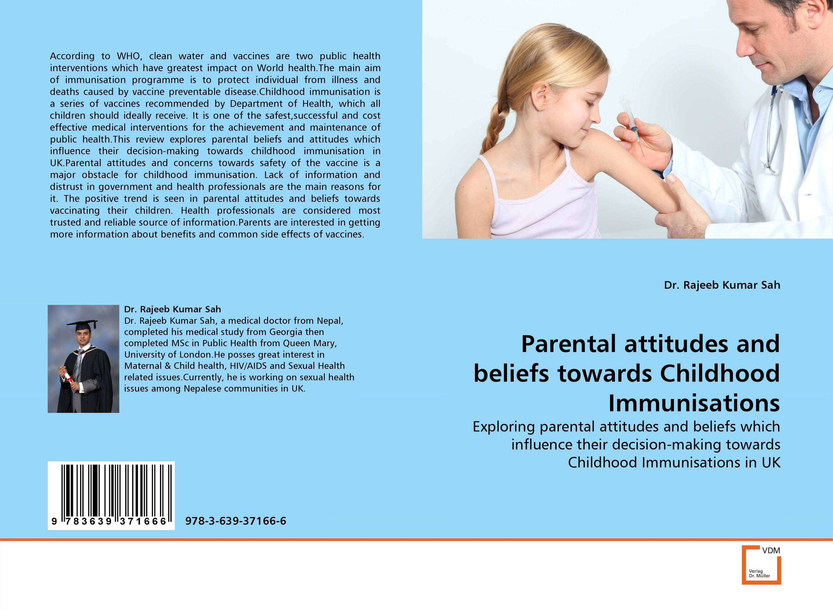 Parental attitudes and beliefs towards Childhood Immunisations beliefs and attitudes toward advertising in india