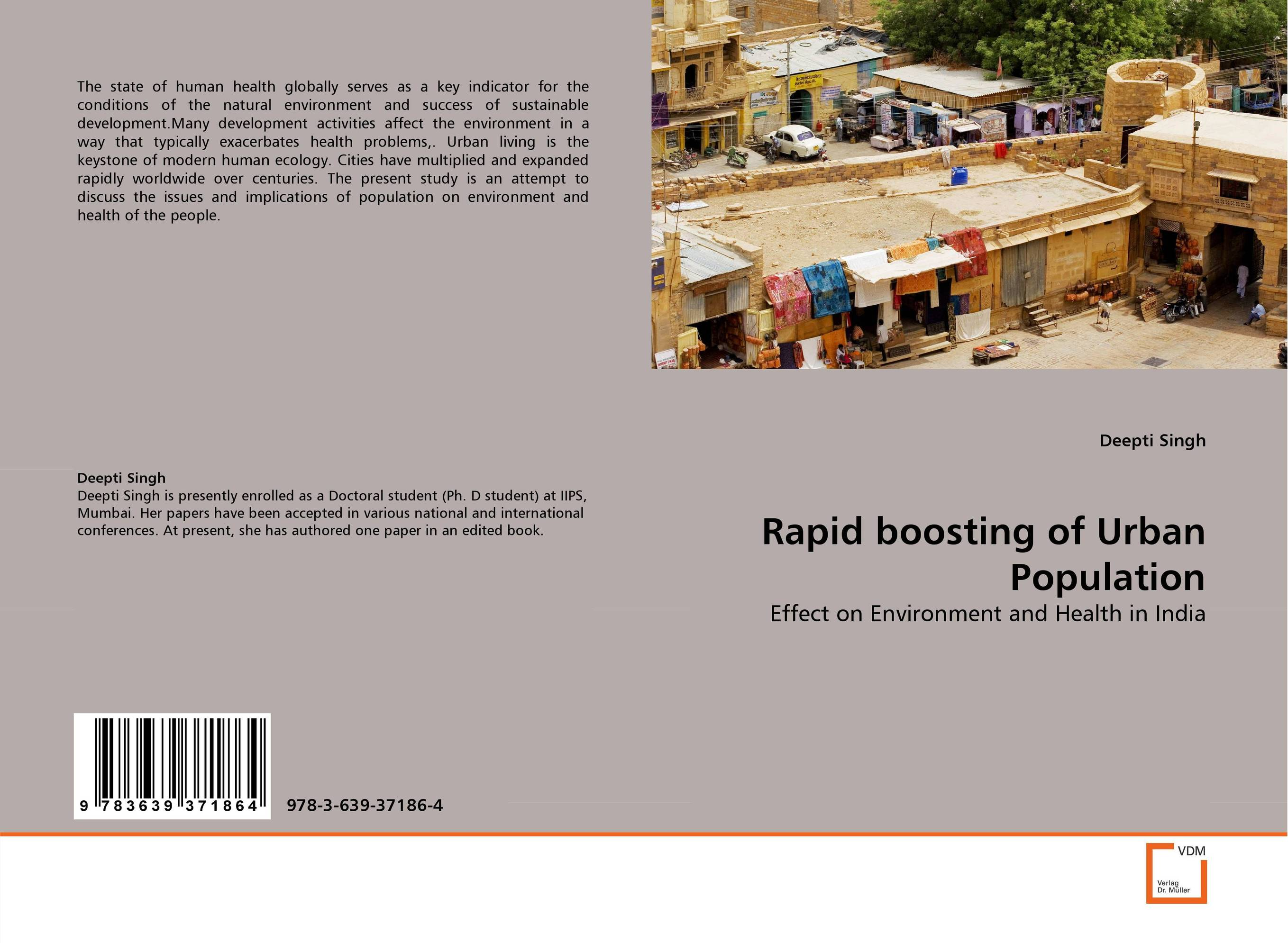 Rapid boosting of Urban Population affair of state an