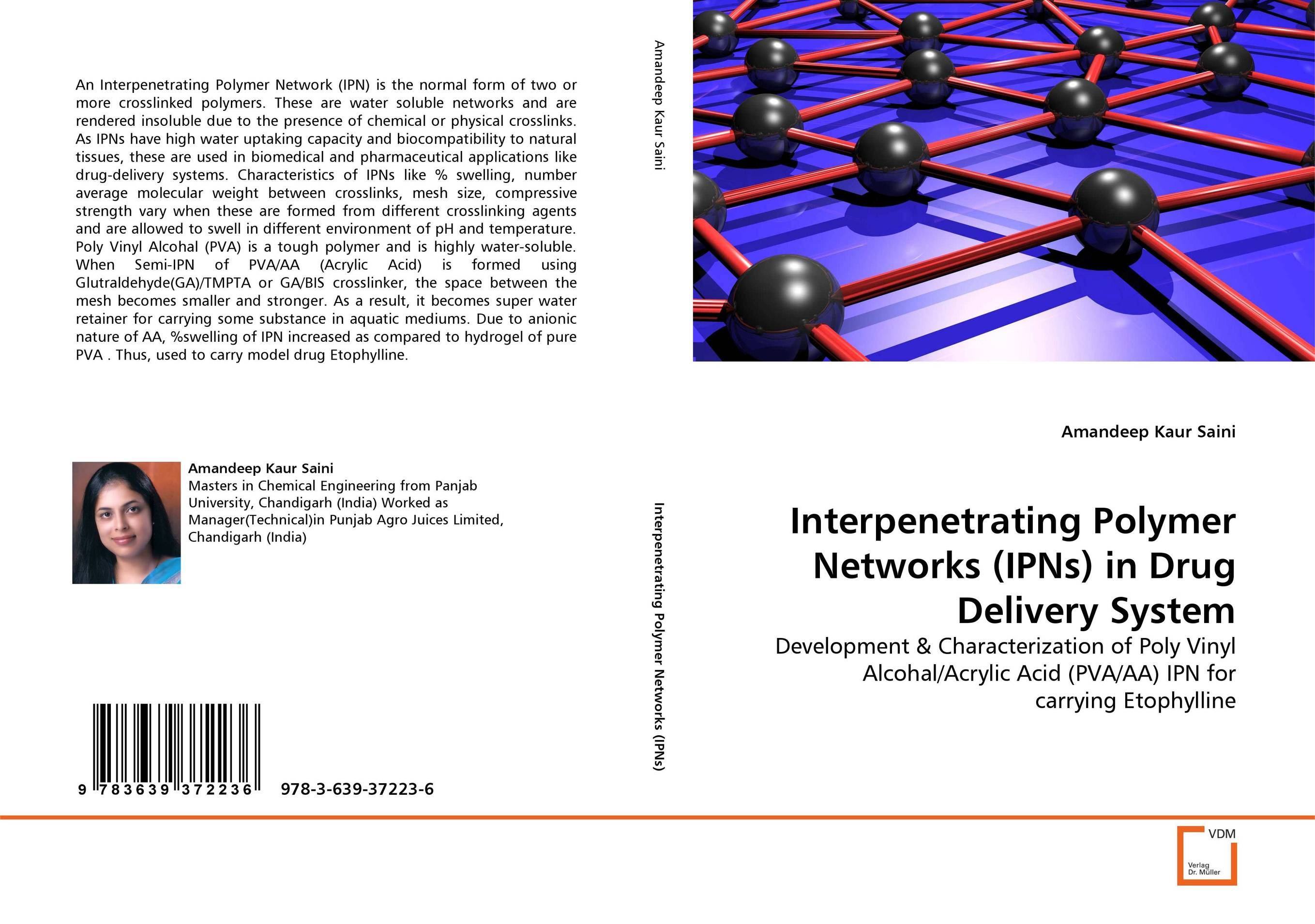 Interpenetrating Polymer Networks (IPNs) in Drug Delivery System free shipping 10pcs 1203p100 dip8