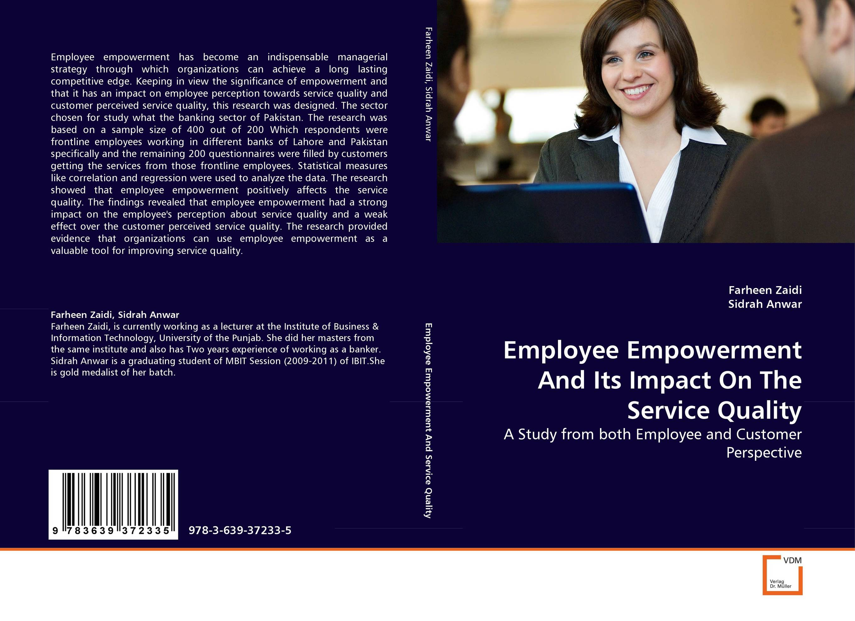 Employee Empowerment And Its Impact On The Service Quality