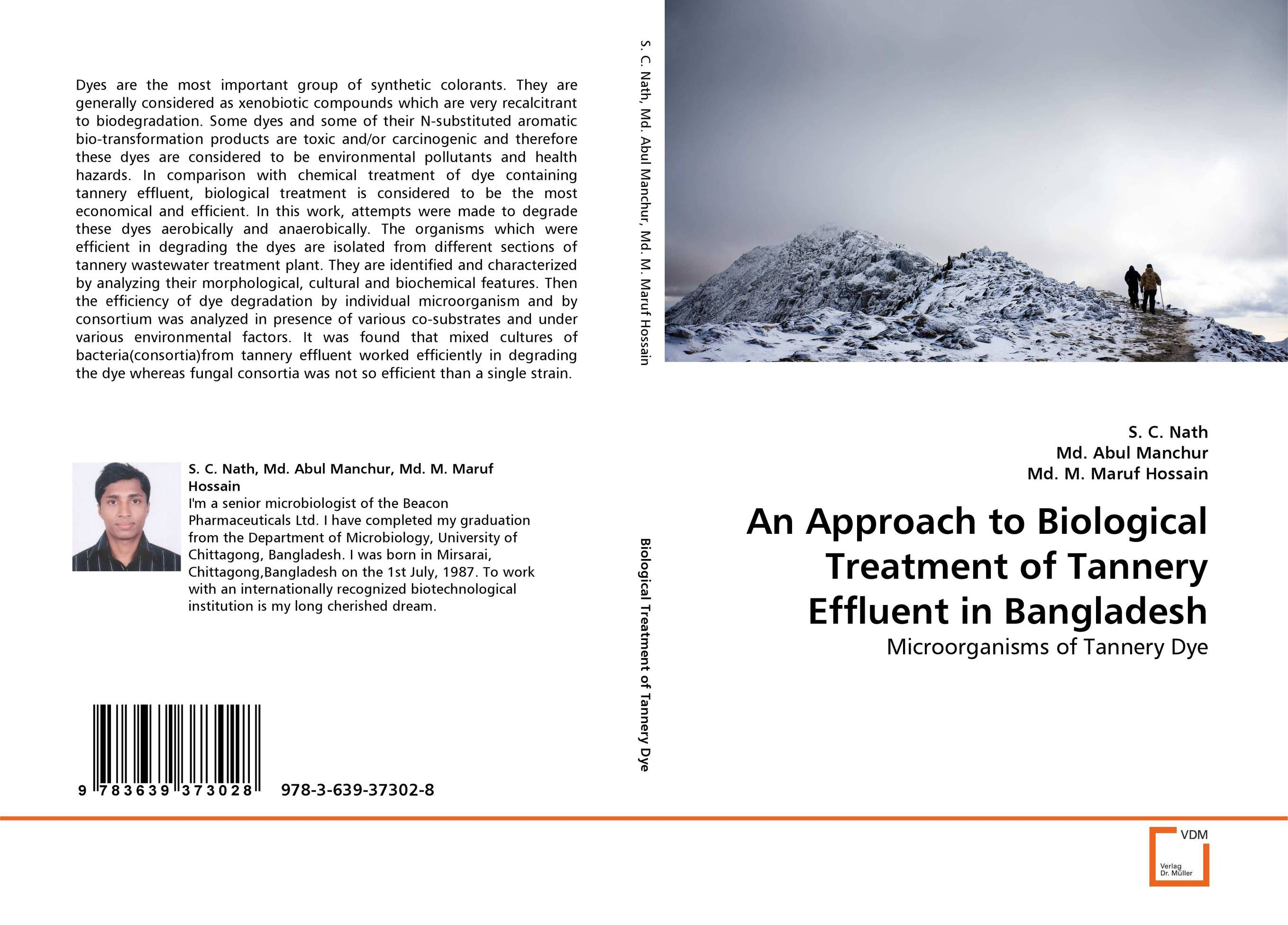 An Approach to Biological Treatment of Tannery Effluent in Bangladesh genotoxic effects of tannery industry effluent in labeo rohita