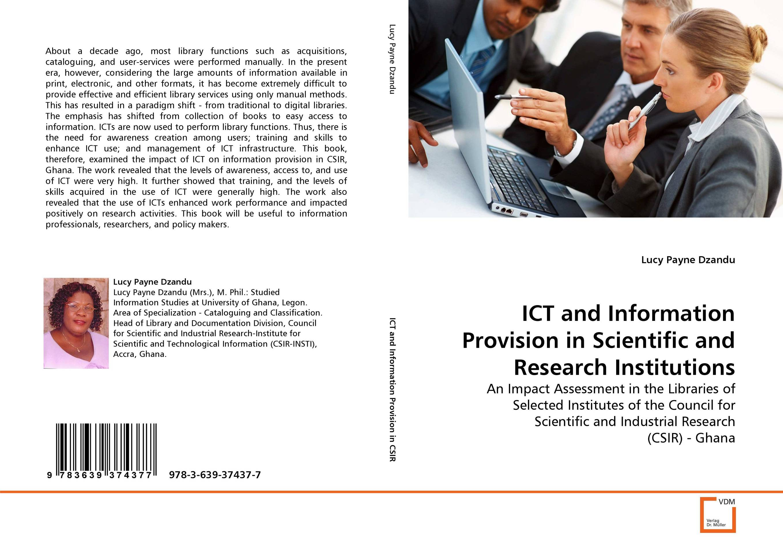 ICT and Information...