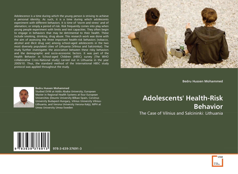 Adolescents'' Health-Risk Behavior posttraumatic stress disorders in children and adolescents handbook