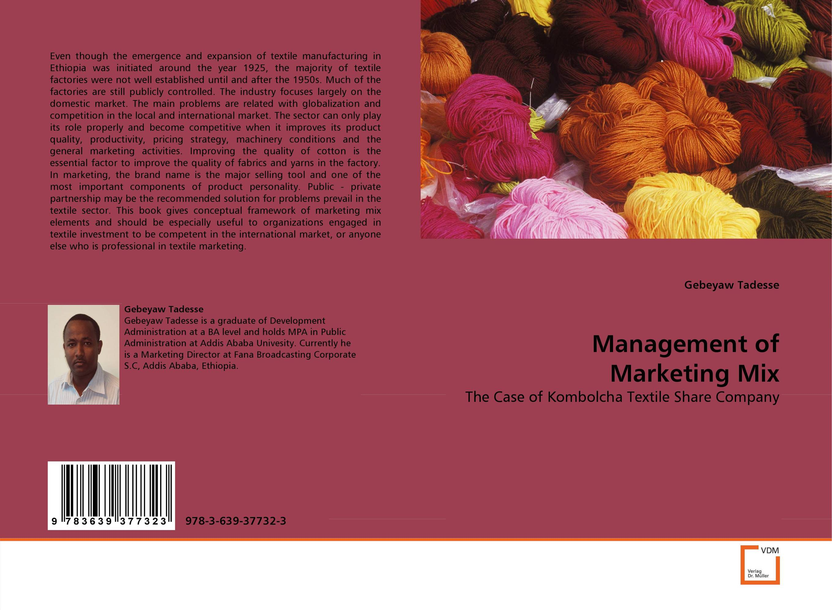 Management of Marketing Mix cases in marketing management