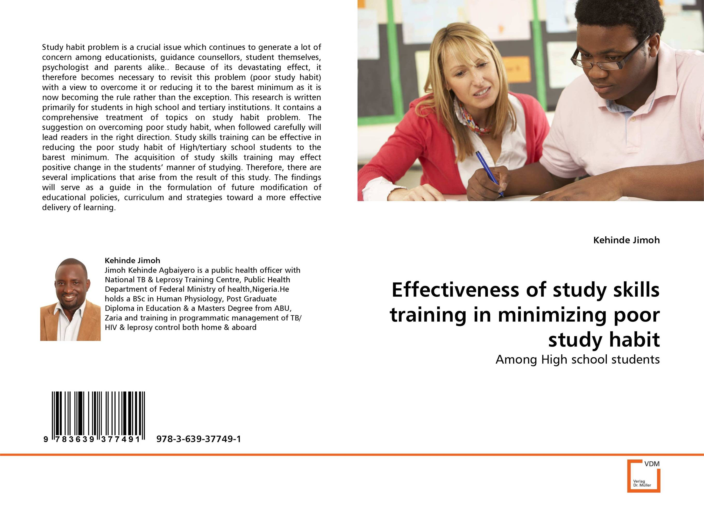 Effectiveness of study skills training in minimizing poor study habit a study of educational implications of the quran