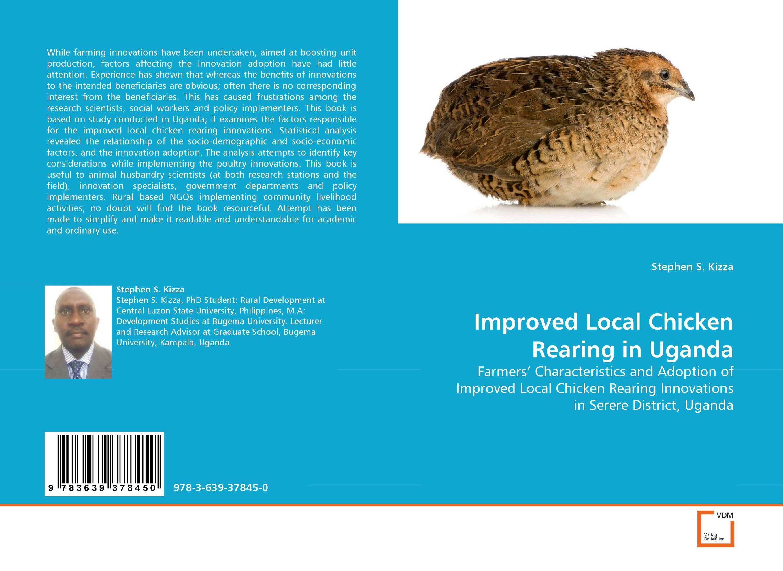купить Improved Local Chicken Rearing in Uganda по цене 4468 рублей