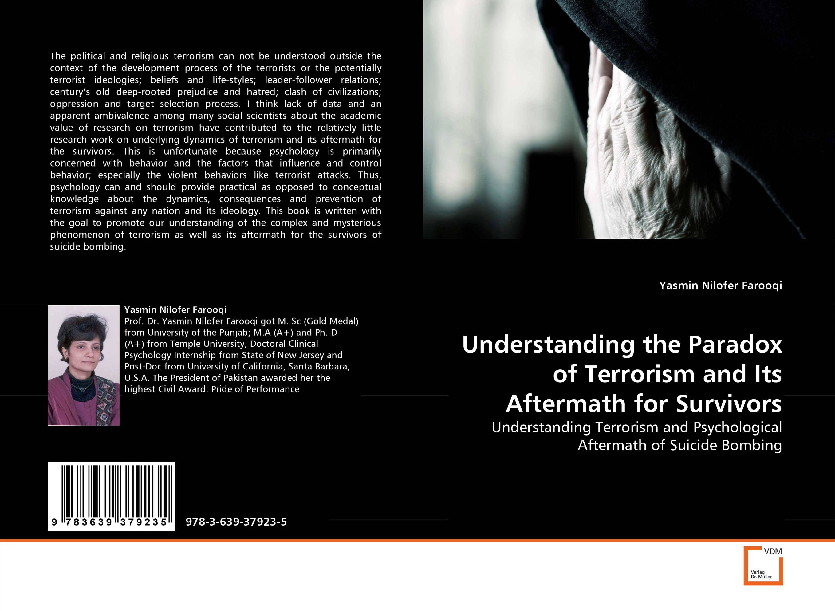 Understanding the Paradox of Terrorism and Its Aftermath for Survivors terrorism before the letter