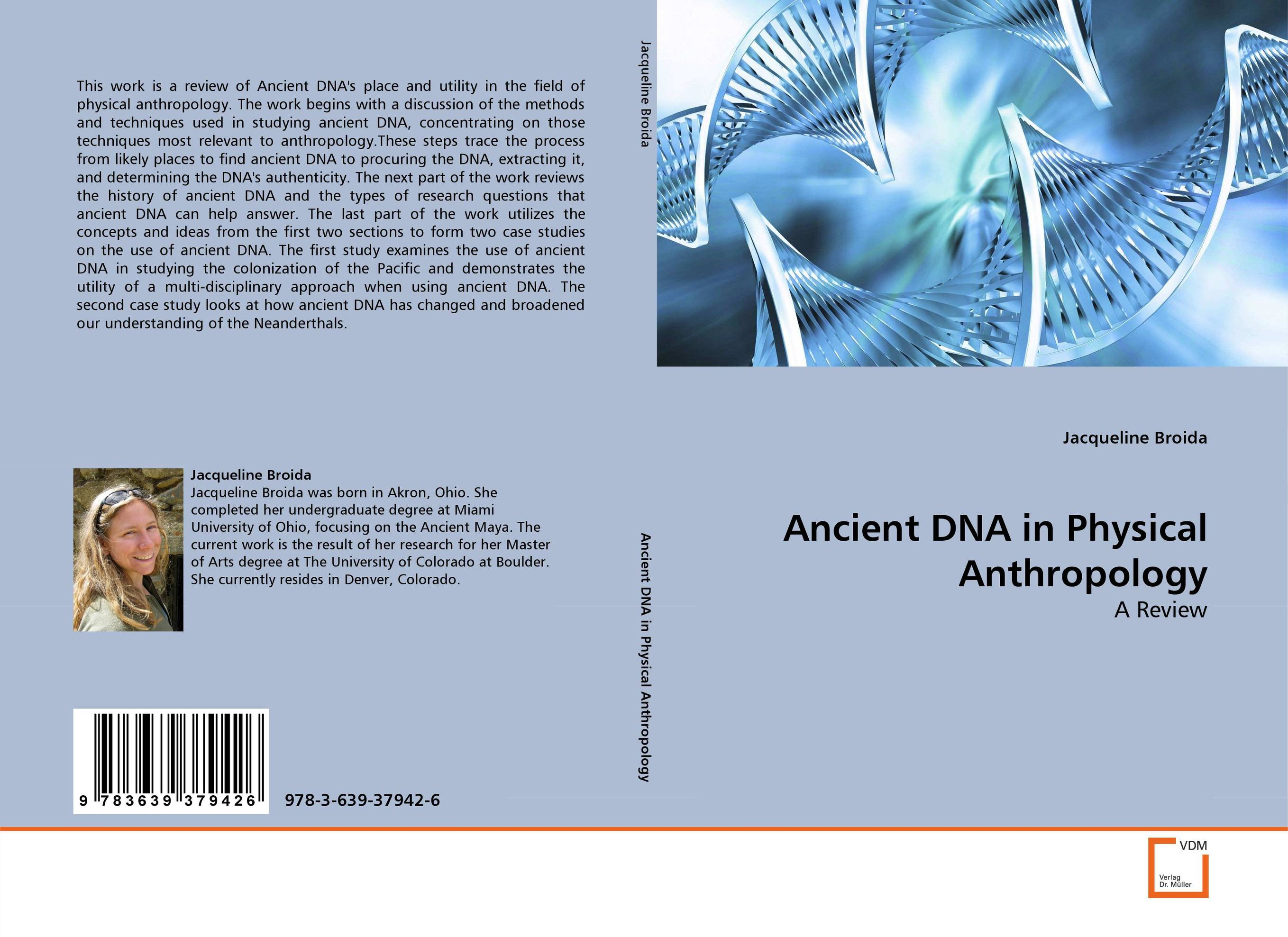 Ancient DNA in Physical Anthropology scientific and mythological ways of knowing in anthropology