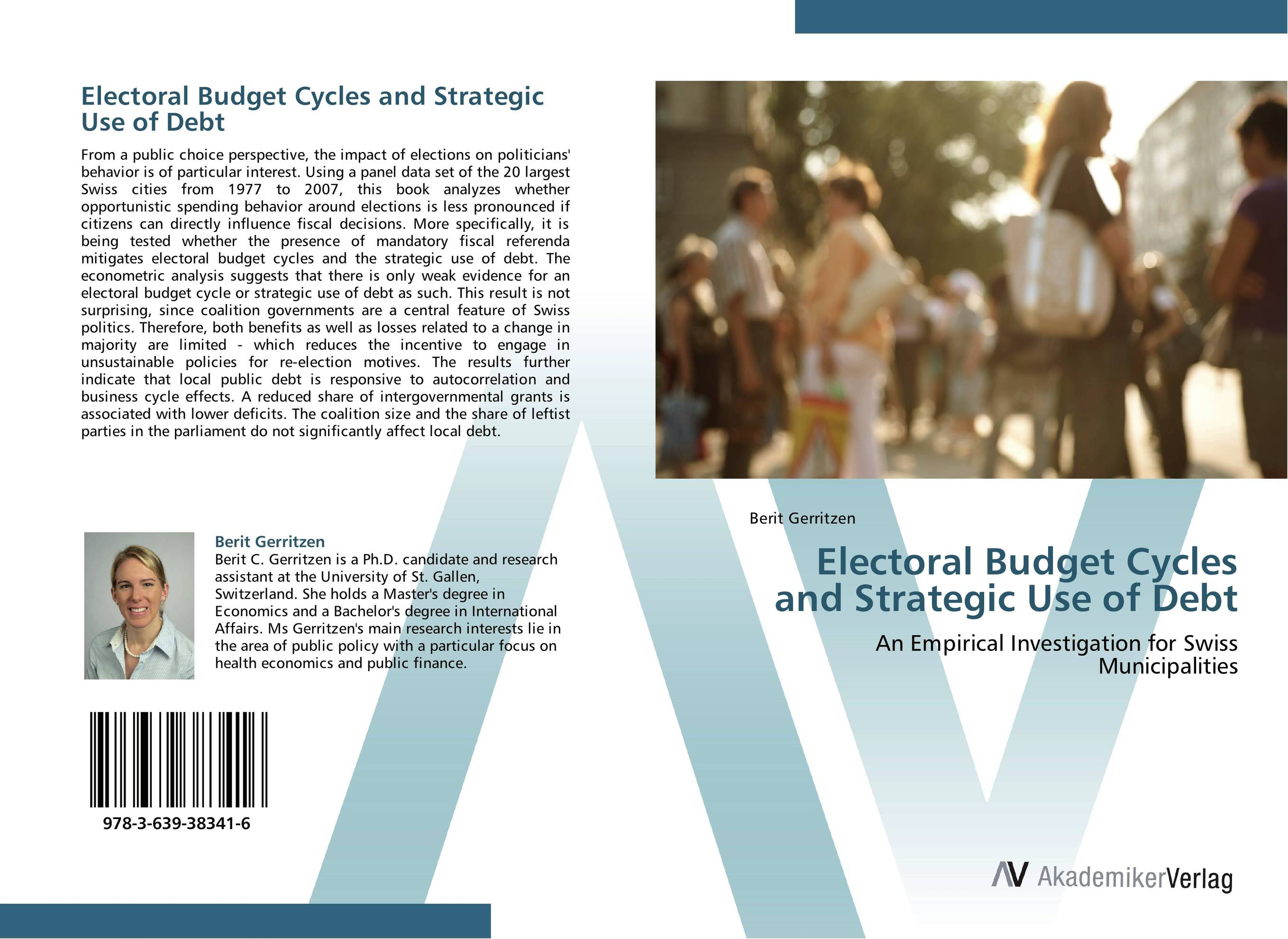 Electoral Budget Cycles and Strategic Use of Debt jeff cox debt deficits and the demise of the american economy
