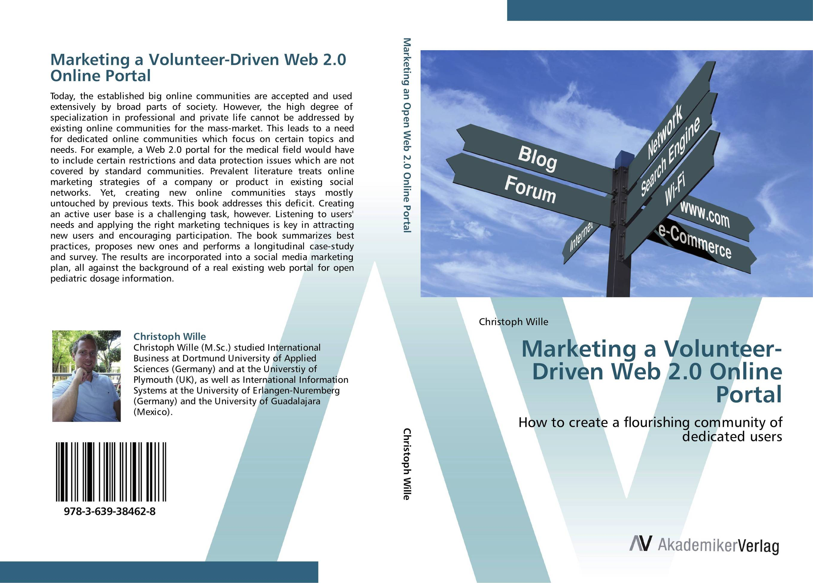 Marketing a Volunteer-Driven Web 2.0 Online Portal driven to distraction