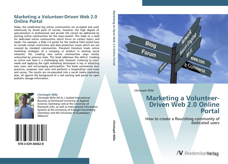 Marketing a Volunteer-Driven Web 2.0 Online Portal jenny dearborn the data driven leader