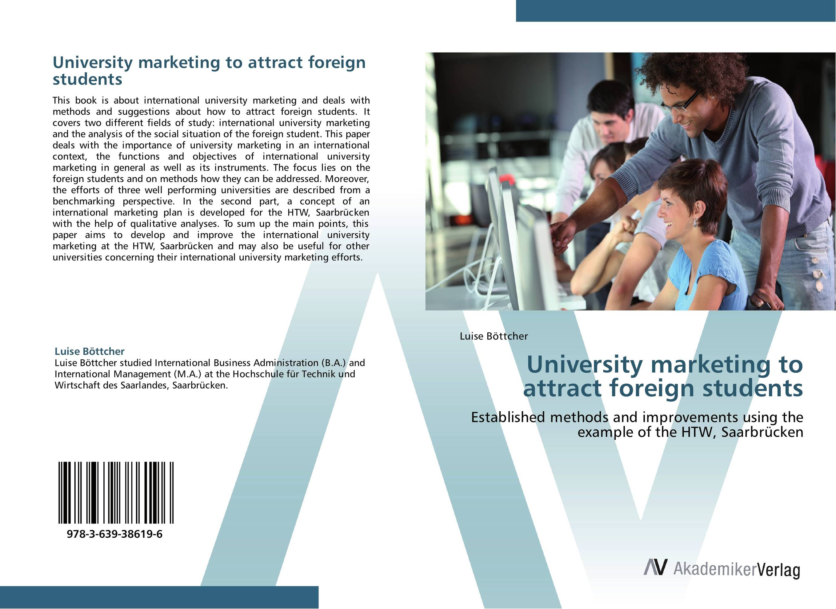 University marketing to attract foreign students the international family guide to us university admissions