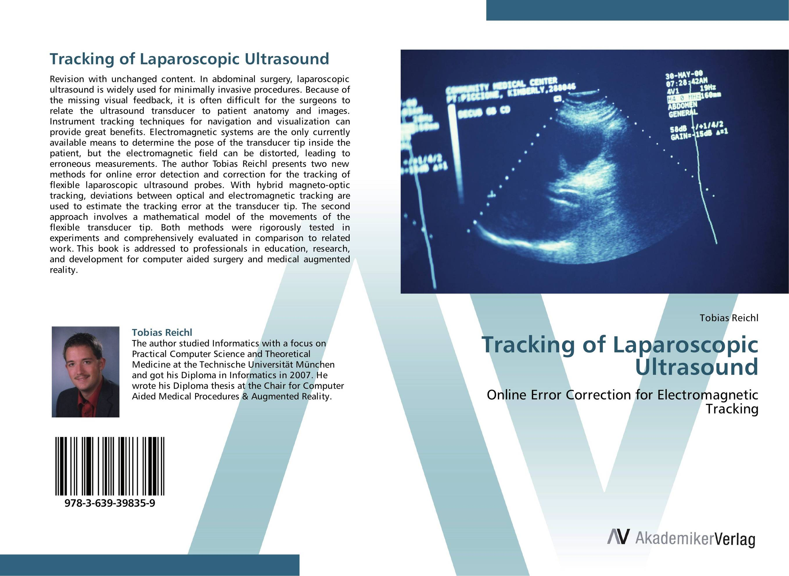 Tracking of Laparoscopic Ultrasound repacholi essentials of medical ultrasound – a p ractintro to the principles etc