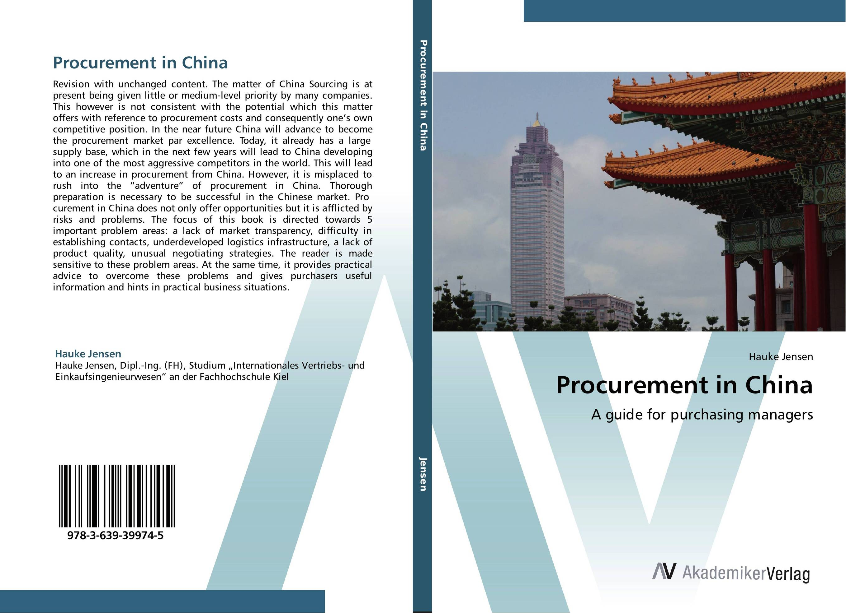Procurement in China charles chase w bricks matter the role of supply chains in building market driven differentiation