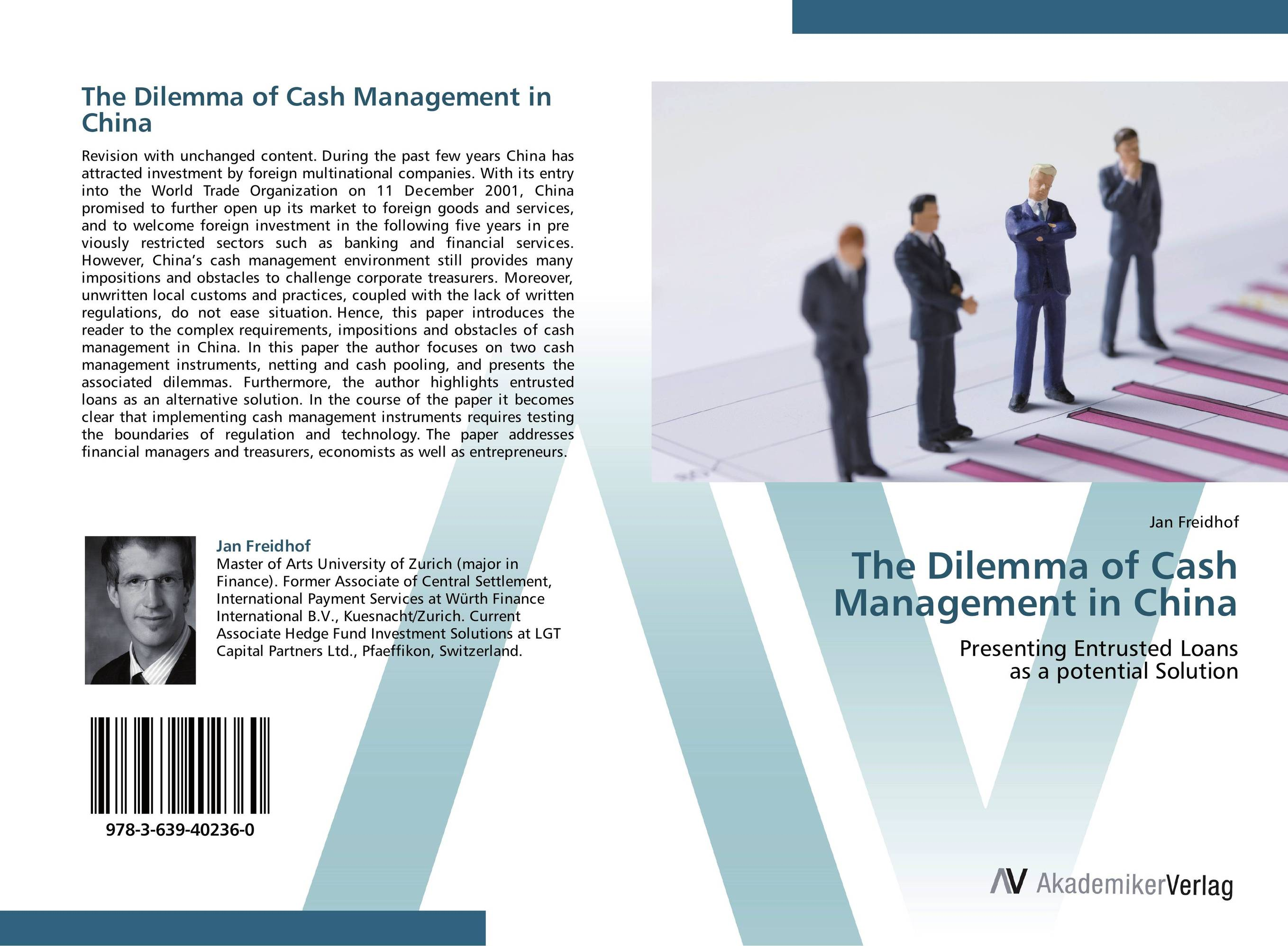 The Dilemma of Cash Management in China the dilemma of phc and ema in acute conflict situation