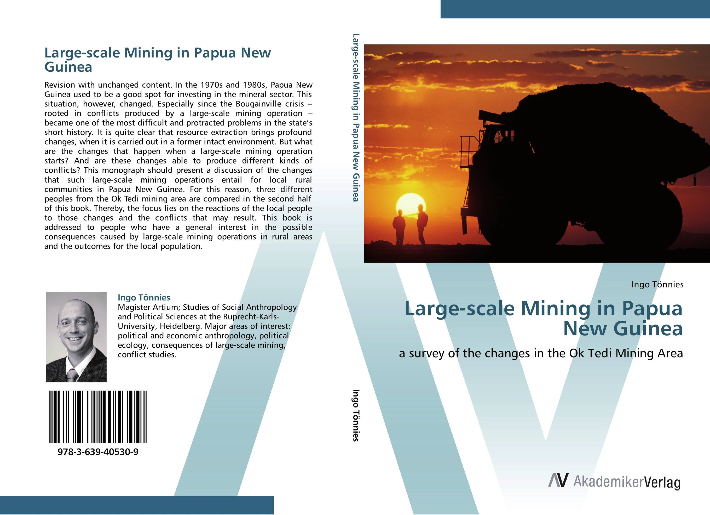 Large-scale Mining in Papua New Guinea