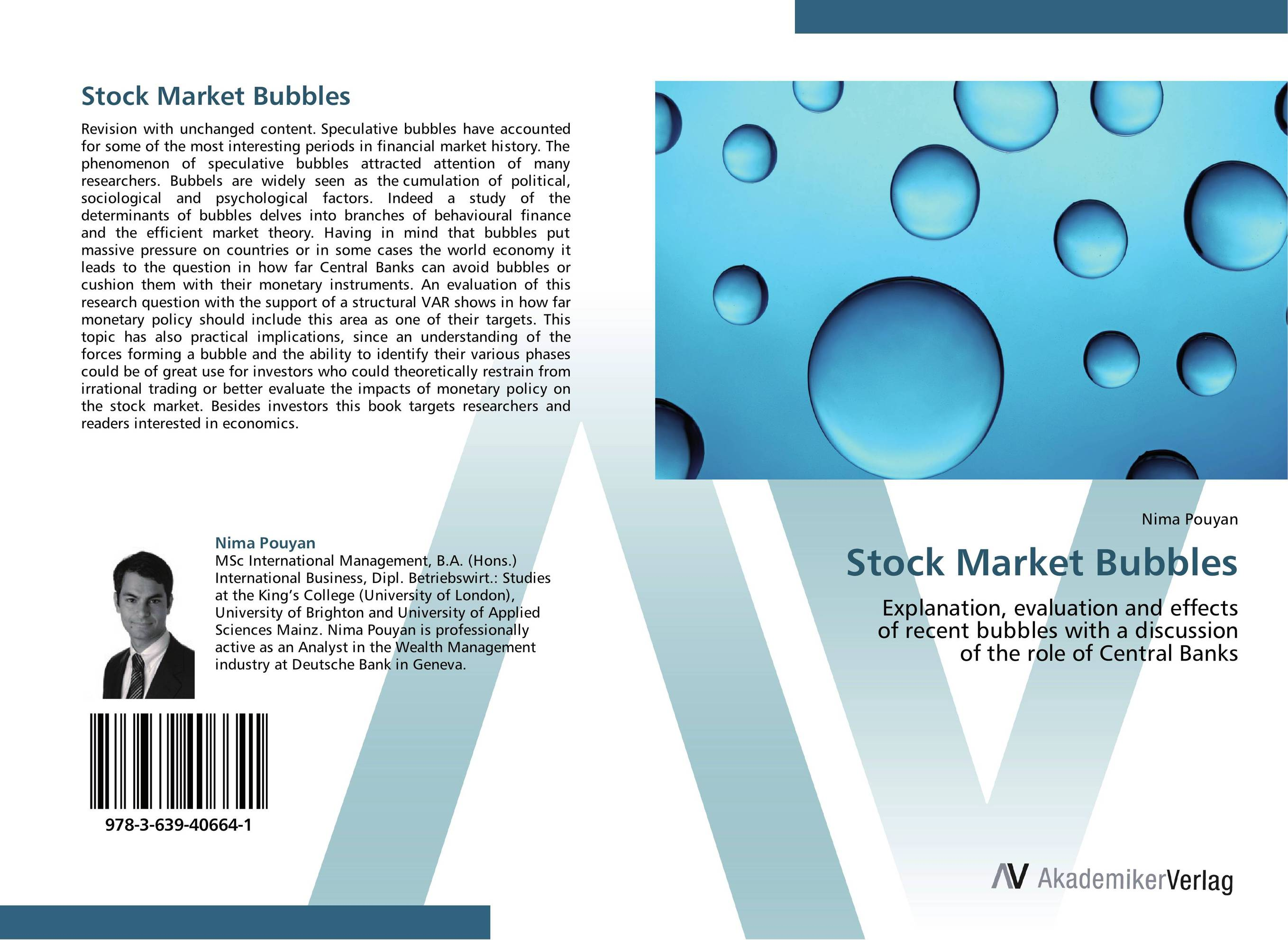 Stock Market Bubbles soemarso slamet rahardjo stock market crisis evidence of speculative behaviour