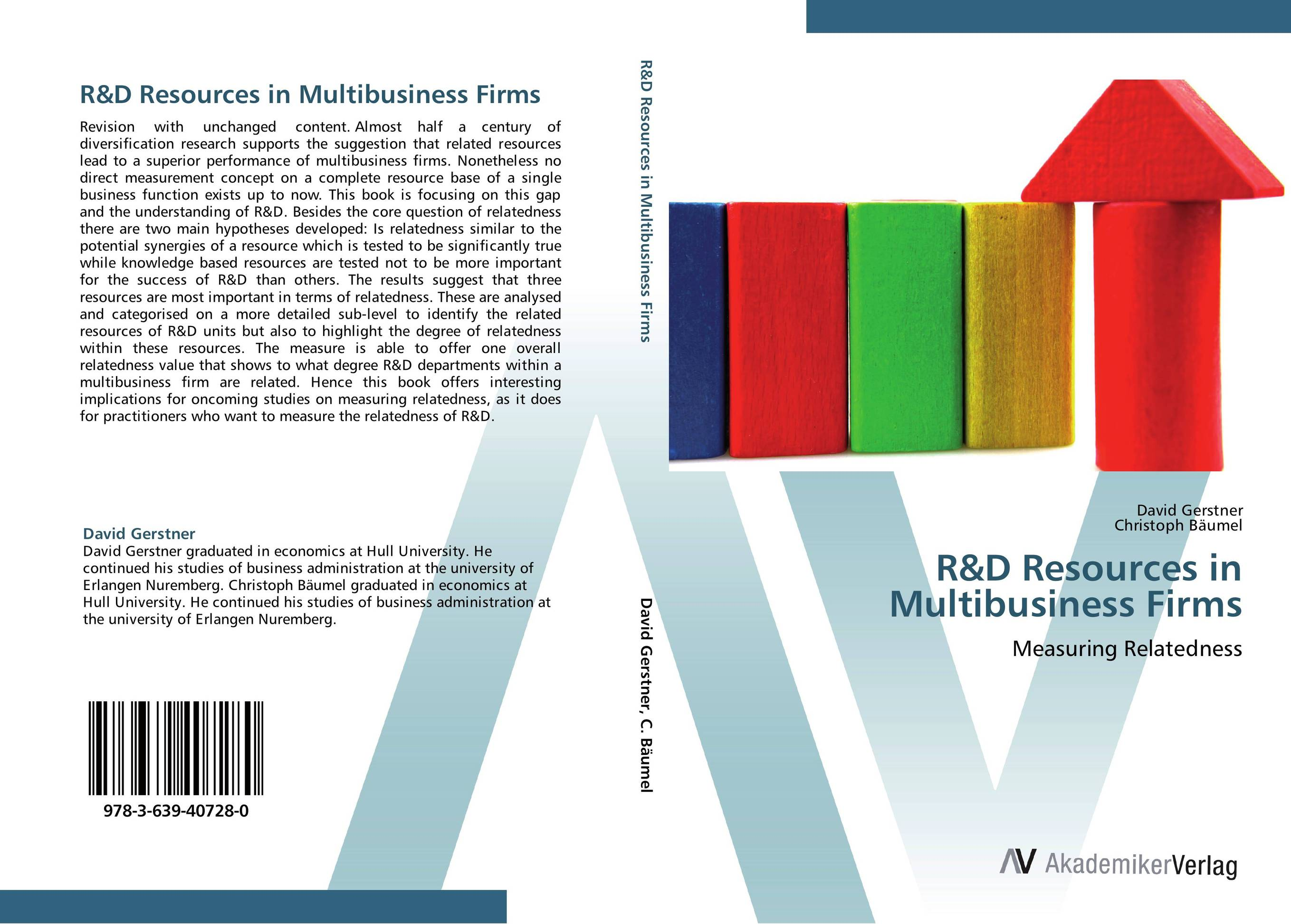 R&D Resources in Multibusiness Firms b p r d hell on earth volume 8 lake of fire