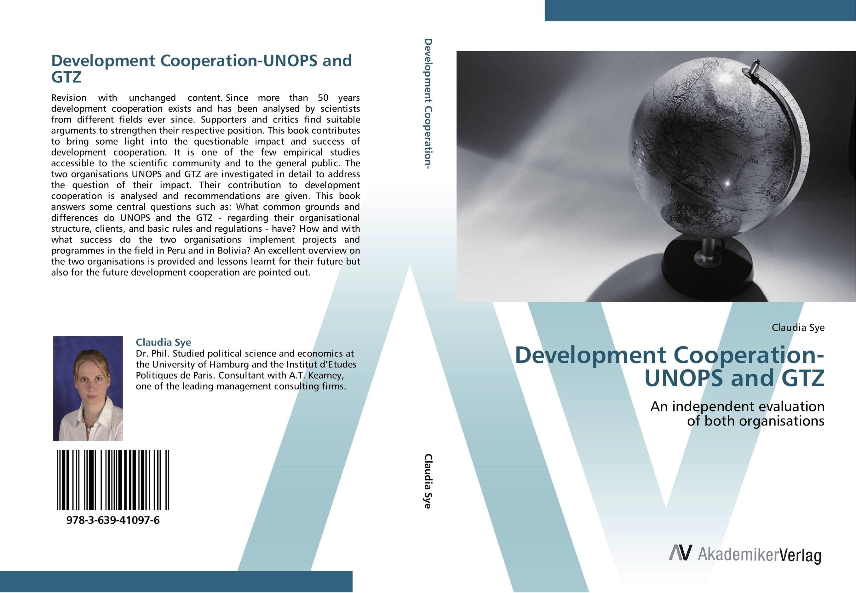 Development Cooperation-UNOPS and GTZ