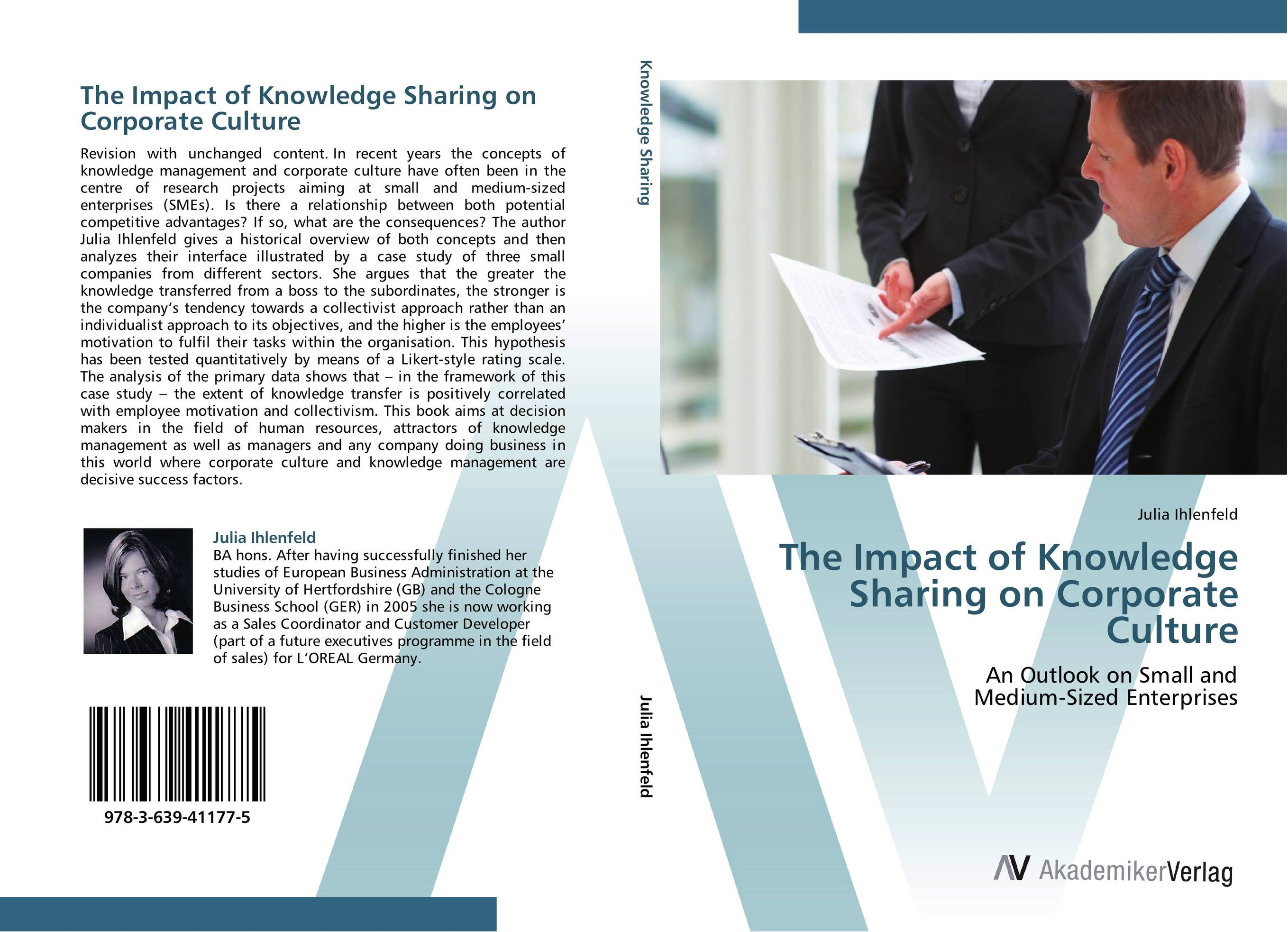 The Impact of Knowledge Sharing on Corporate Culture