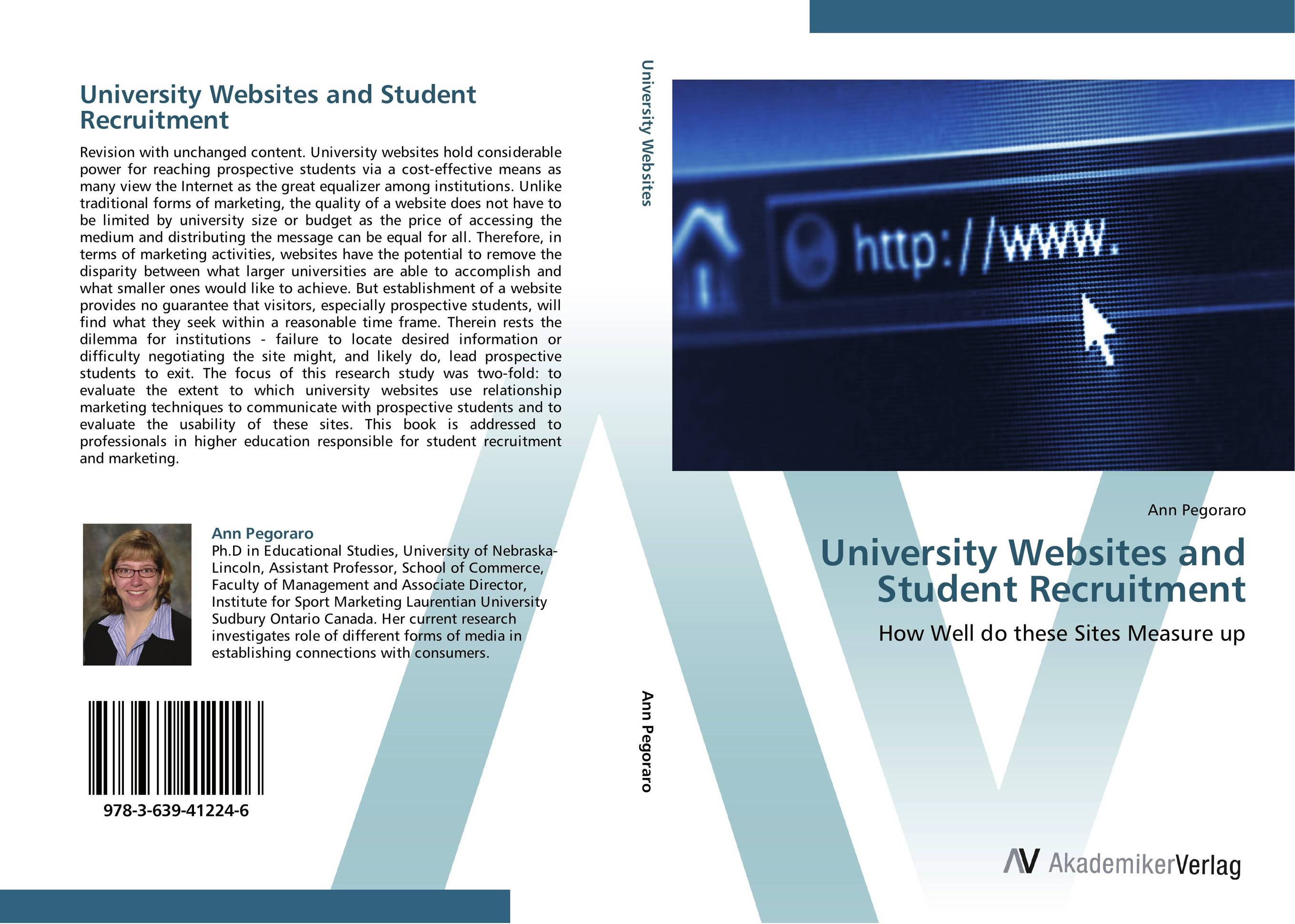 University Websites and Student Recruitment dieting practices among ahfad university for women students