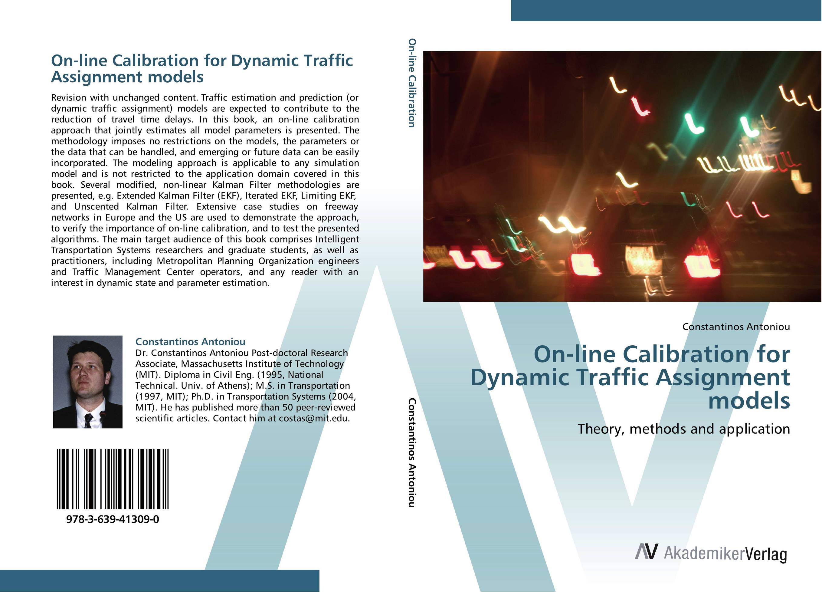 On-line Calibration for Dynamic Traffic Assignment models