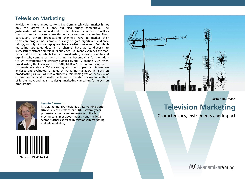Television Marketing marketing channels