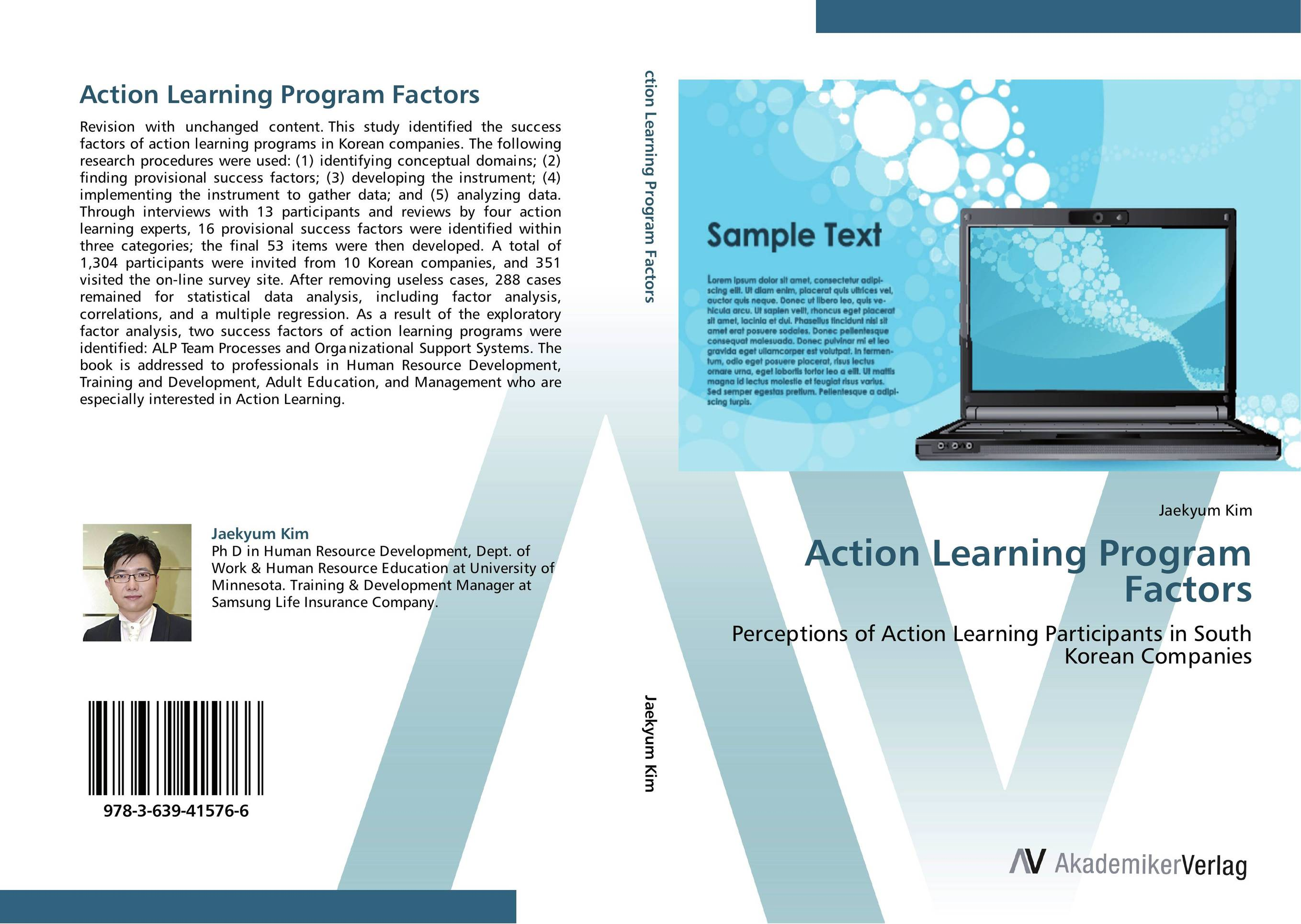 Action Learning Program Factors