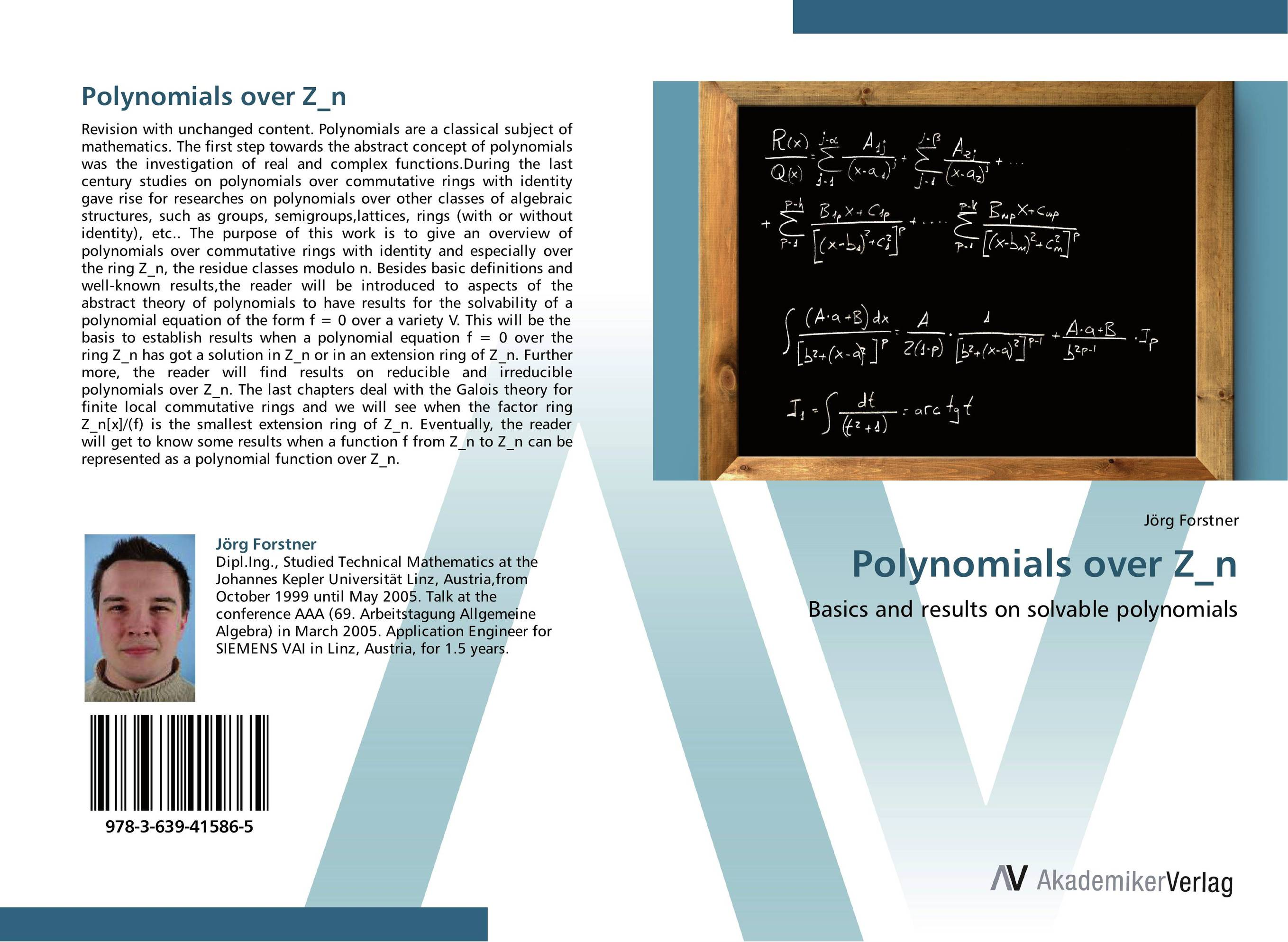 Polynomials over Z_n