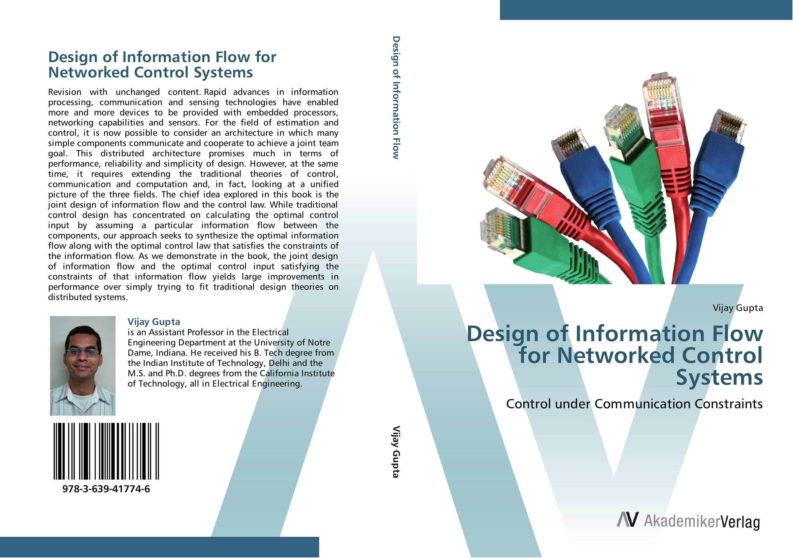 Design of Information Flow for Networked Control Systems shefik bajmak analysis of optimal flow characteristics