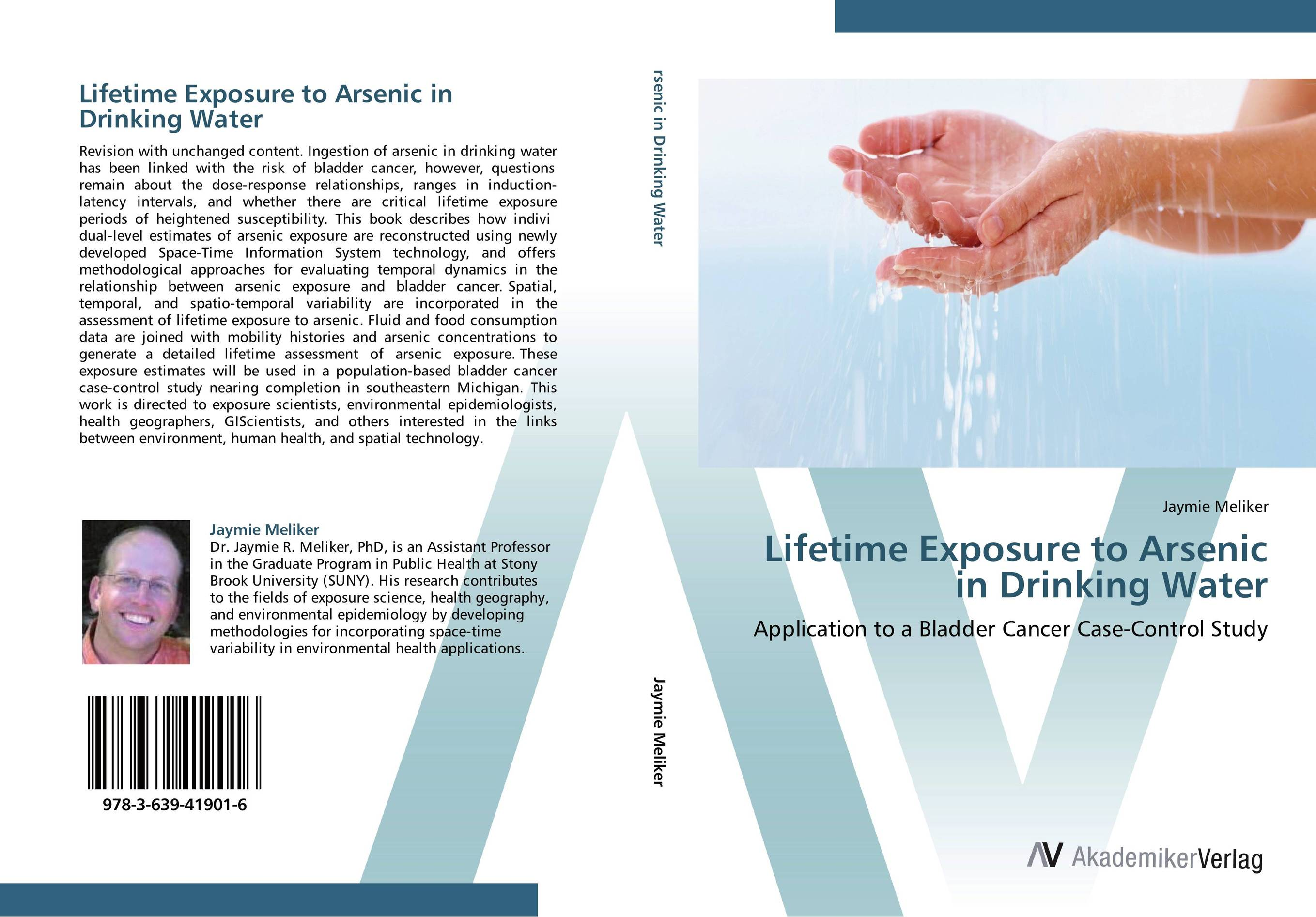 Фото Lifetime Exposure to Arsenic in Drinking Water cervical cancer in amhara region in ethiopia