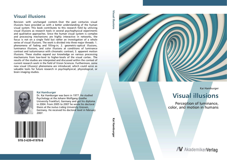 Visual illusions italian visual phrase book