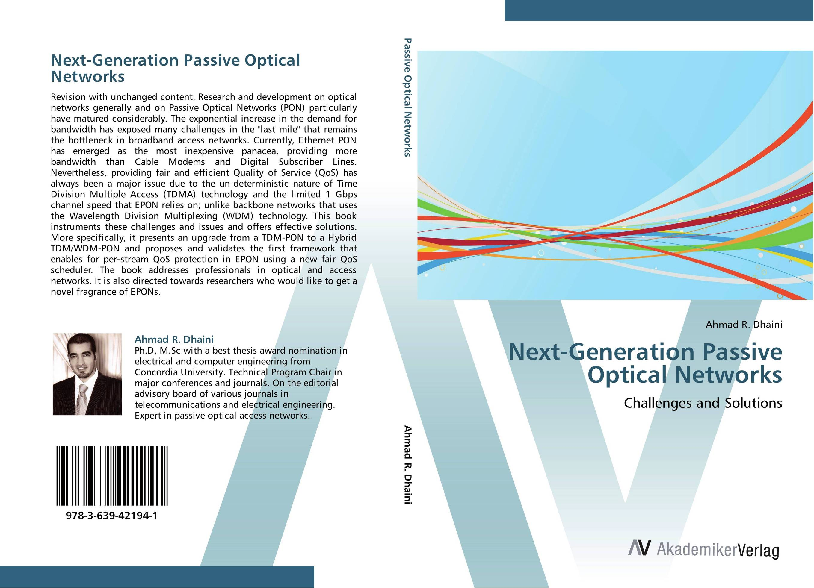 Next-Generation Passive Optical Networks advanced optical packet switches over wdm networks