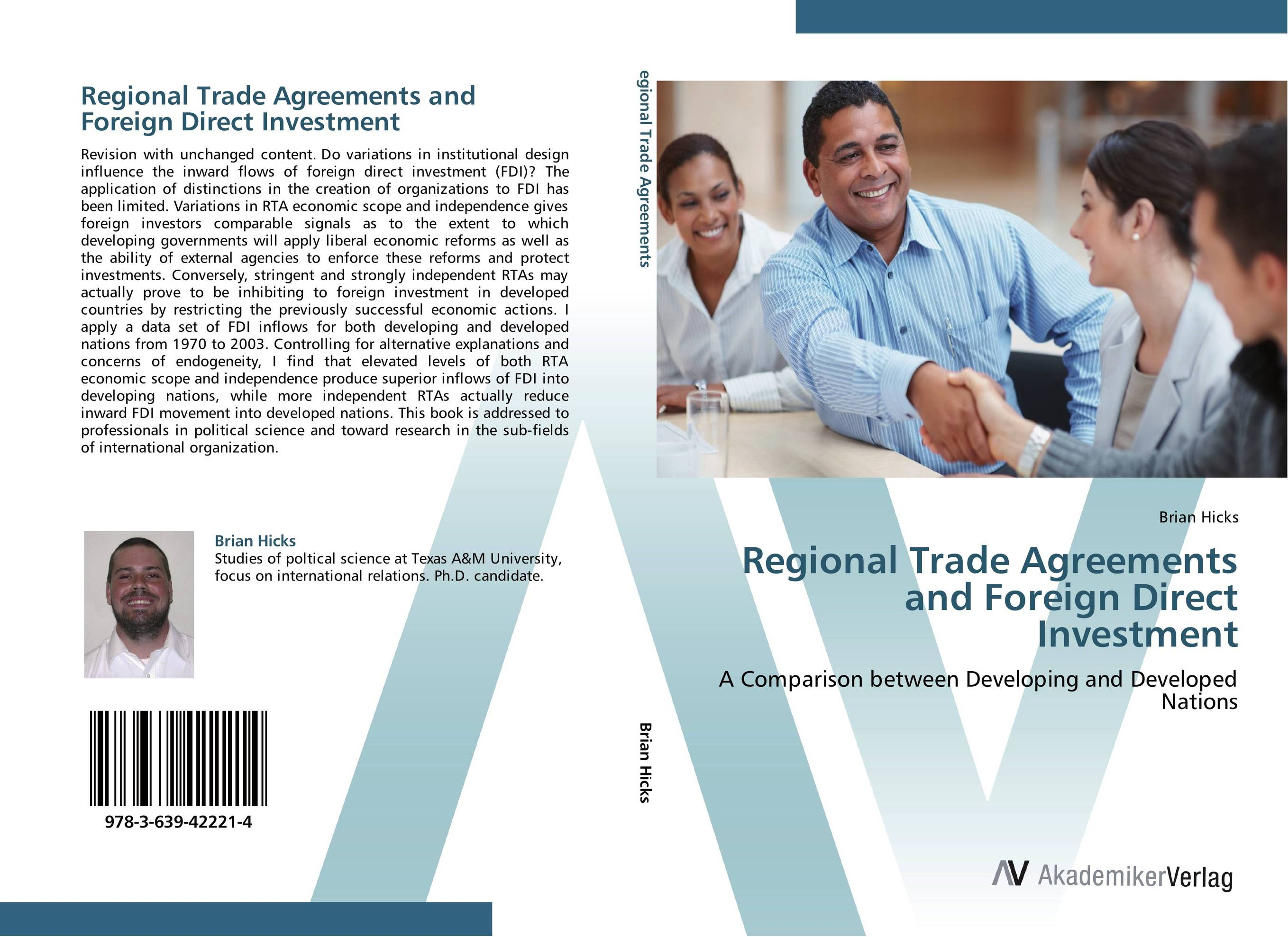 Regional Trade Agreements and Foreign Direct Investment regional trade agreements