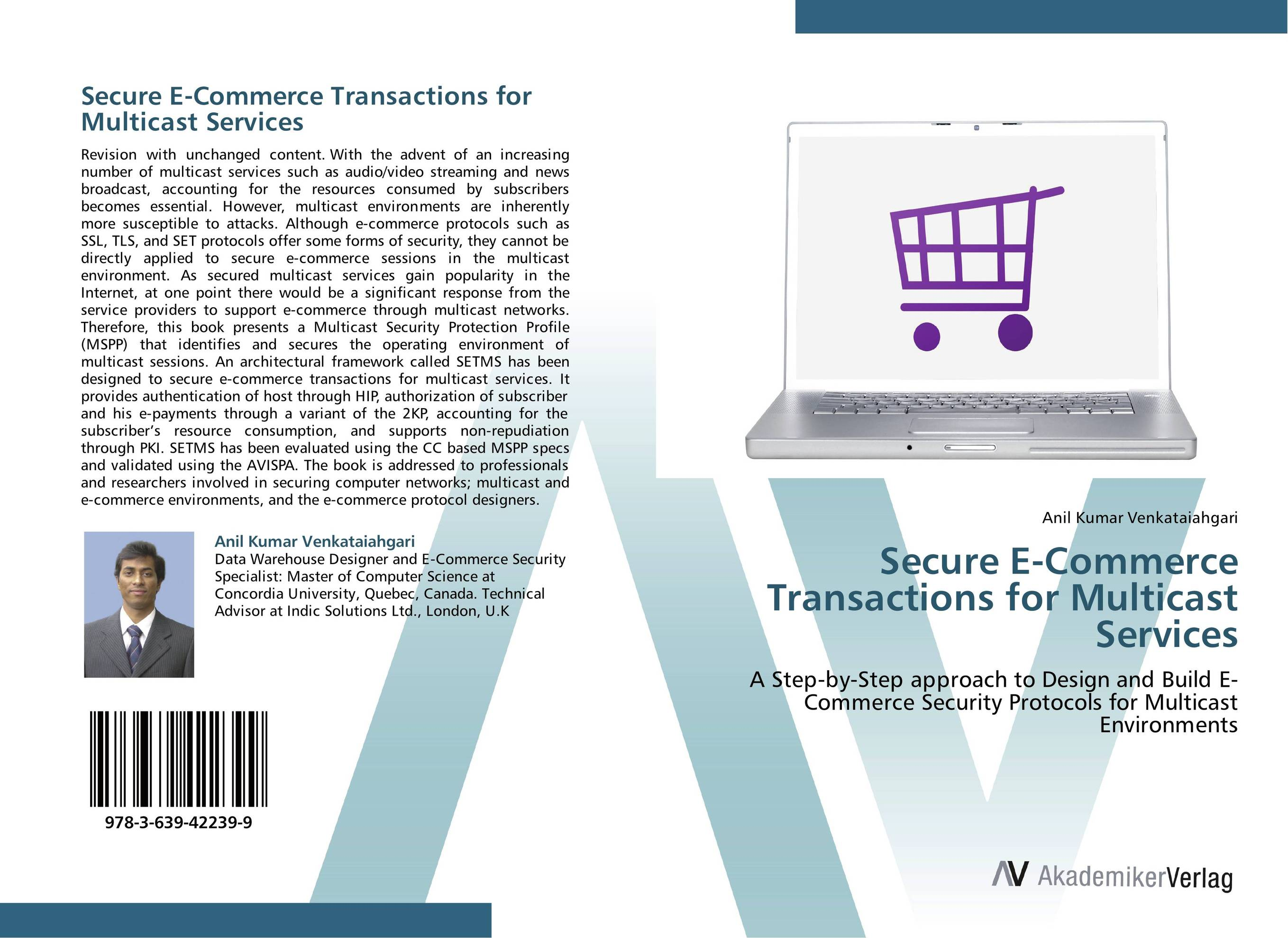 Secure E-Commerce Transactions for Multicast Services e commerce for african immigrant entrepreneurs