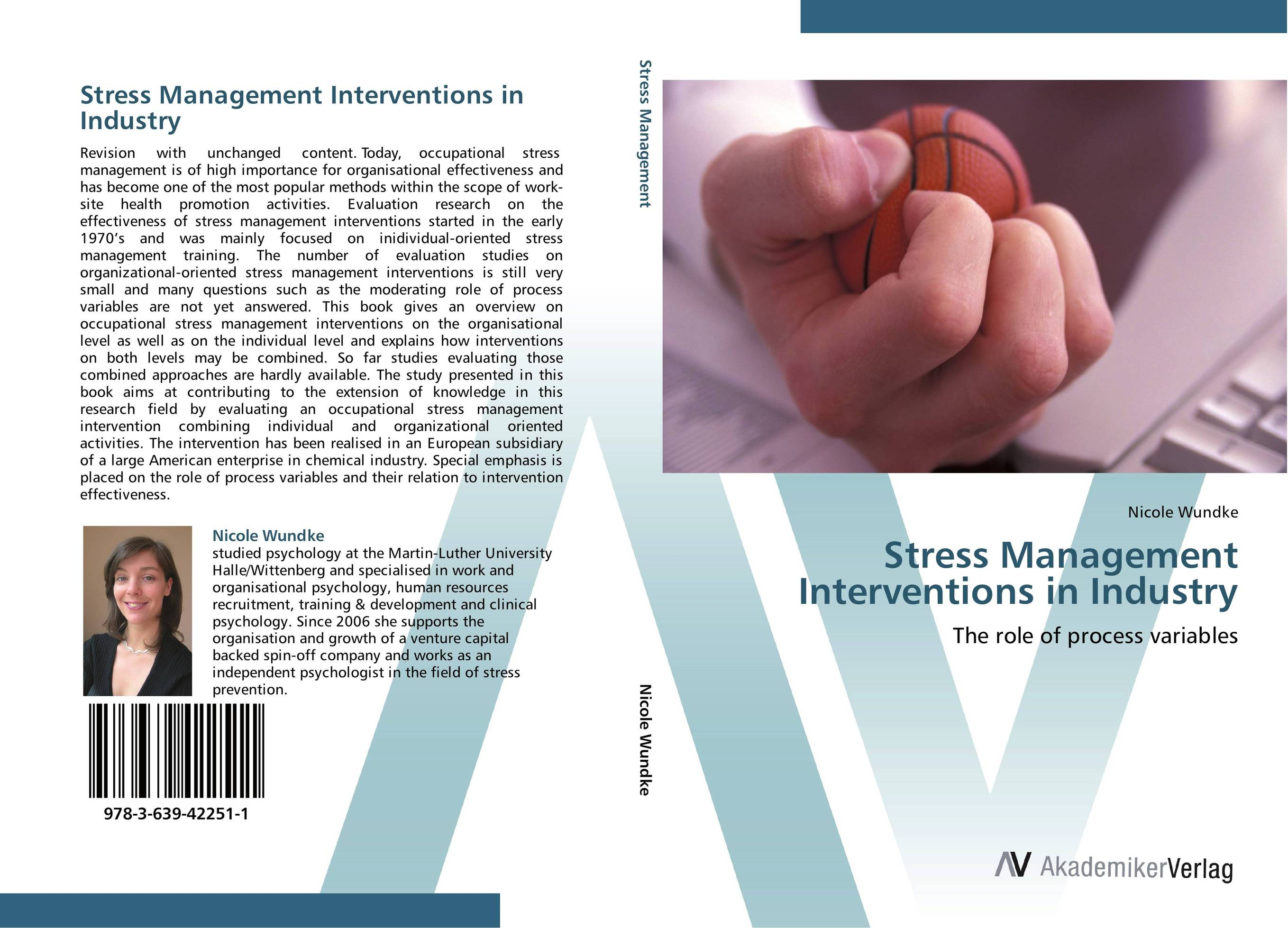 Stress Management Interventions in Industry the role of family interventions in the therapy of eating disorders